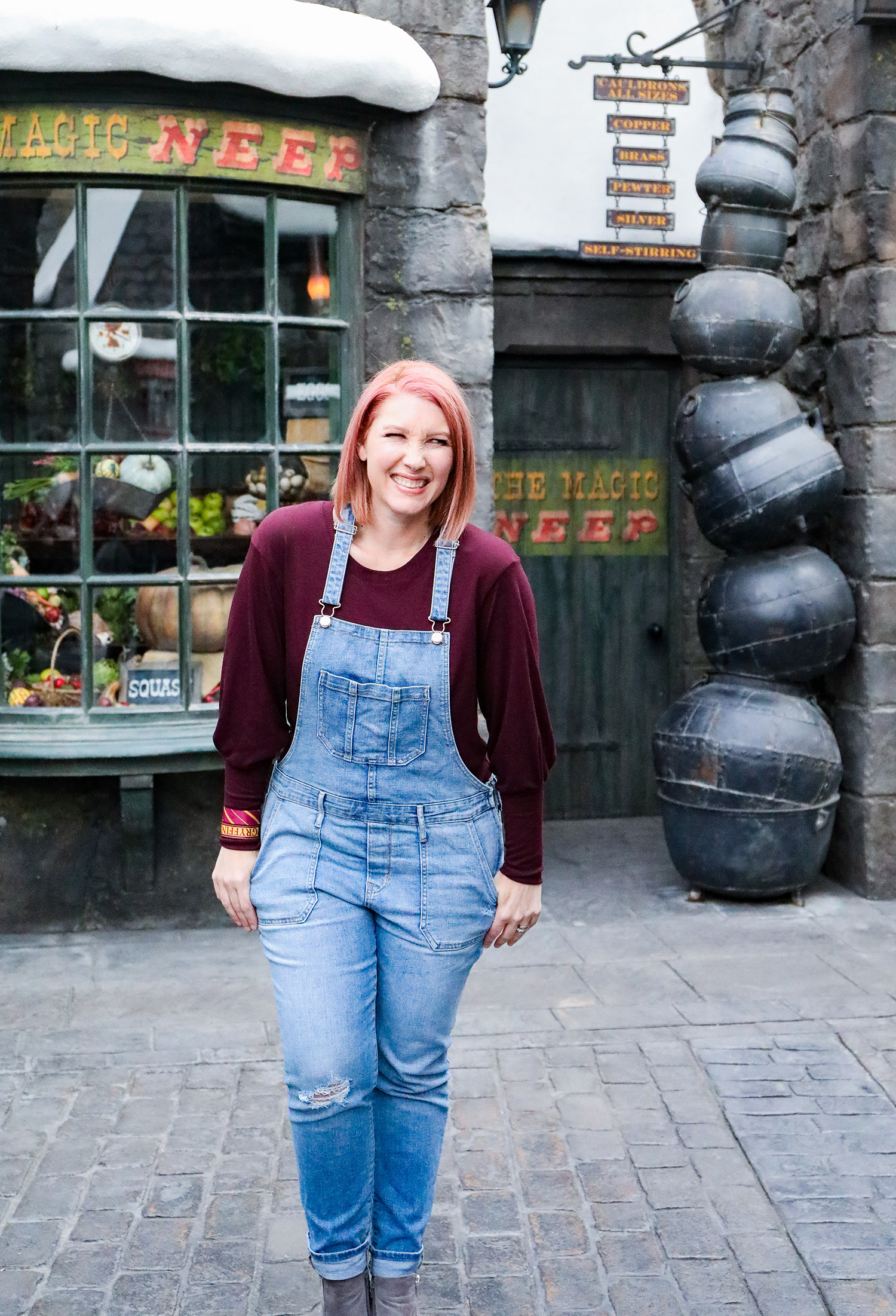 The Wizarding World of Harry Potter (aka Harry Potter Land California): this is the BEST list of all the places to take pictures!