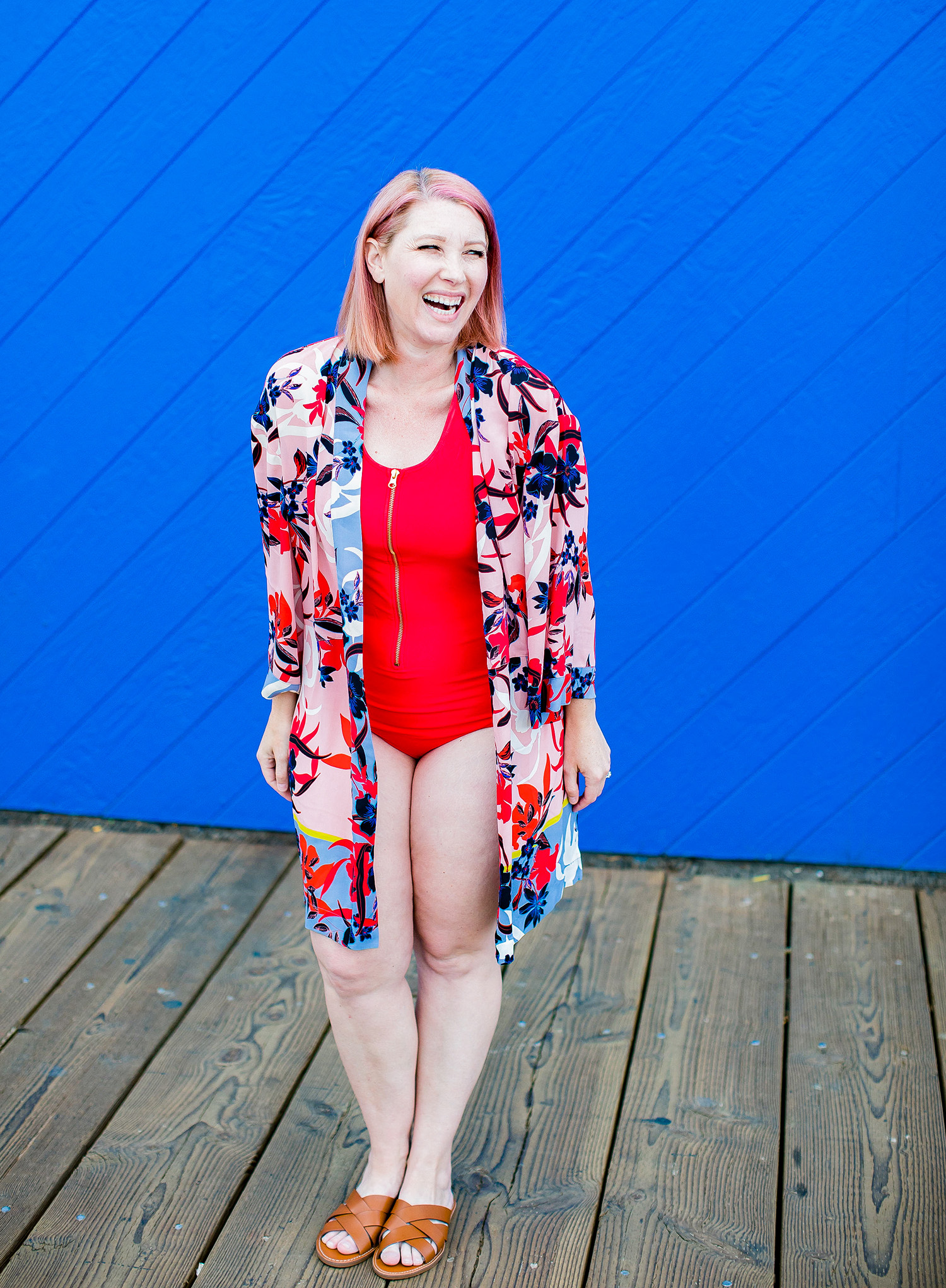 Looking for the perfect versatile summer piece? This kimono from the Cabi Spring collection is PERFECTION!