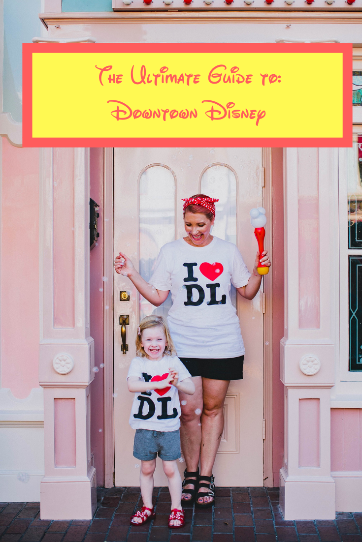 Wondering what to do in Anaheim when you don't have a park ticket? This is the complete guide to Downtown Disney!