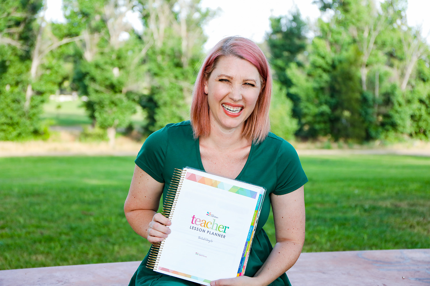 Ok, teachers this one is for YOU!  The new Erin Condren Teacher Planners are here, and this is my full review!