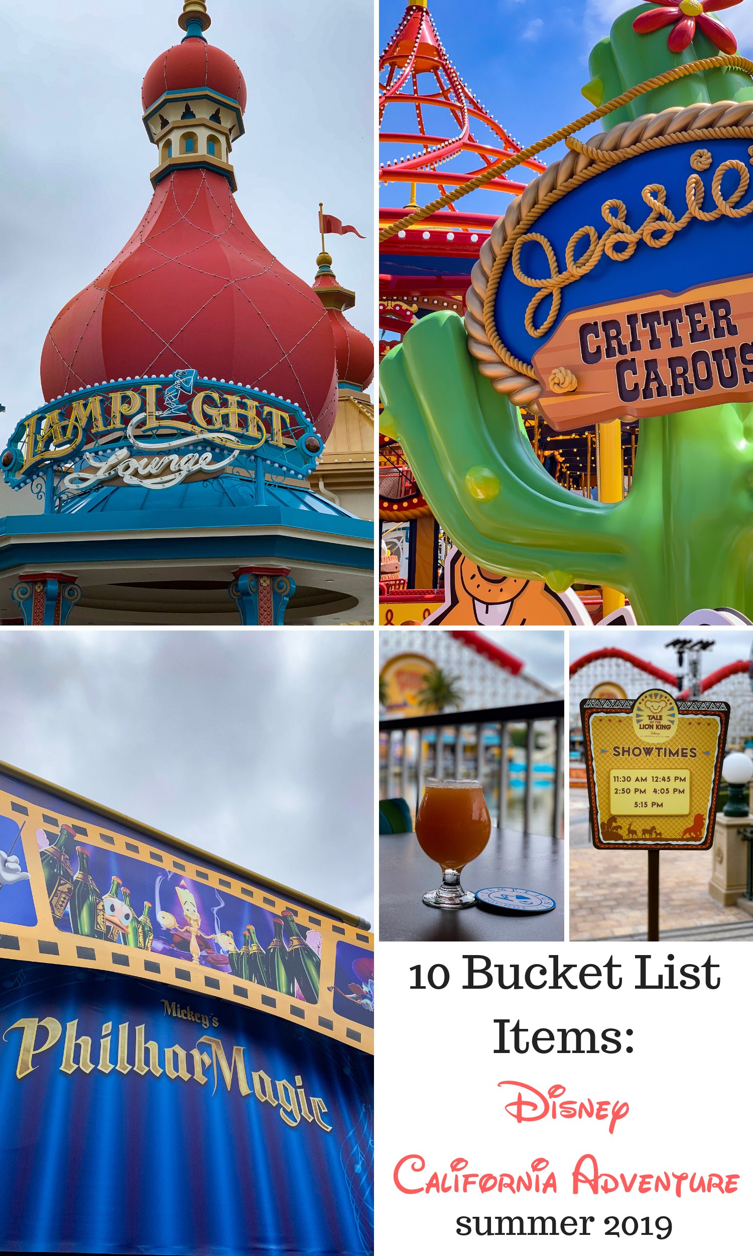 Heading to Disney California Adventure this summer? These are 10 don't miss activities!
