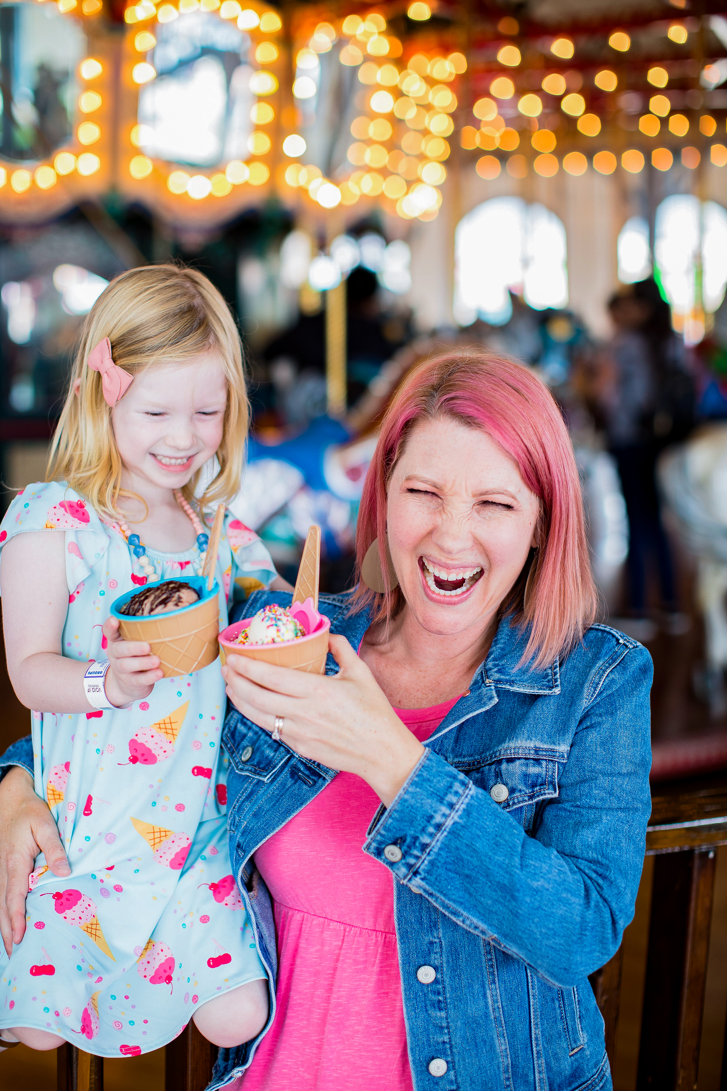 Summer Ice Cream Social: Want to host a fun summer party? Here's how to do it for a steal!