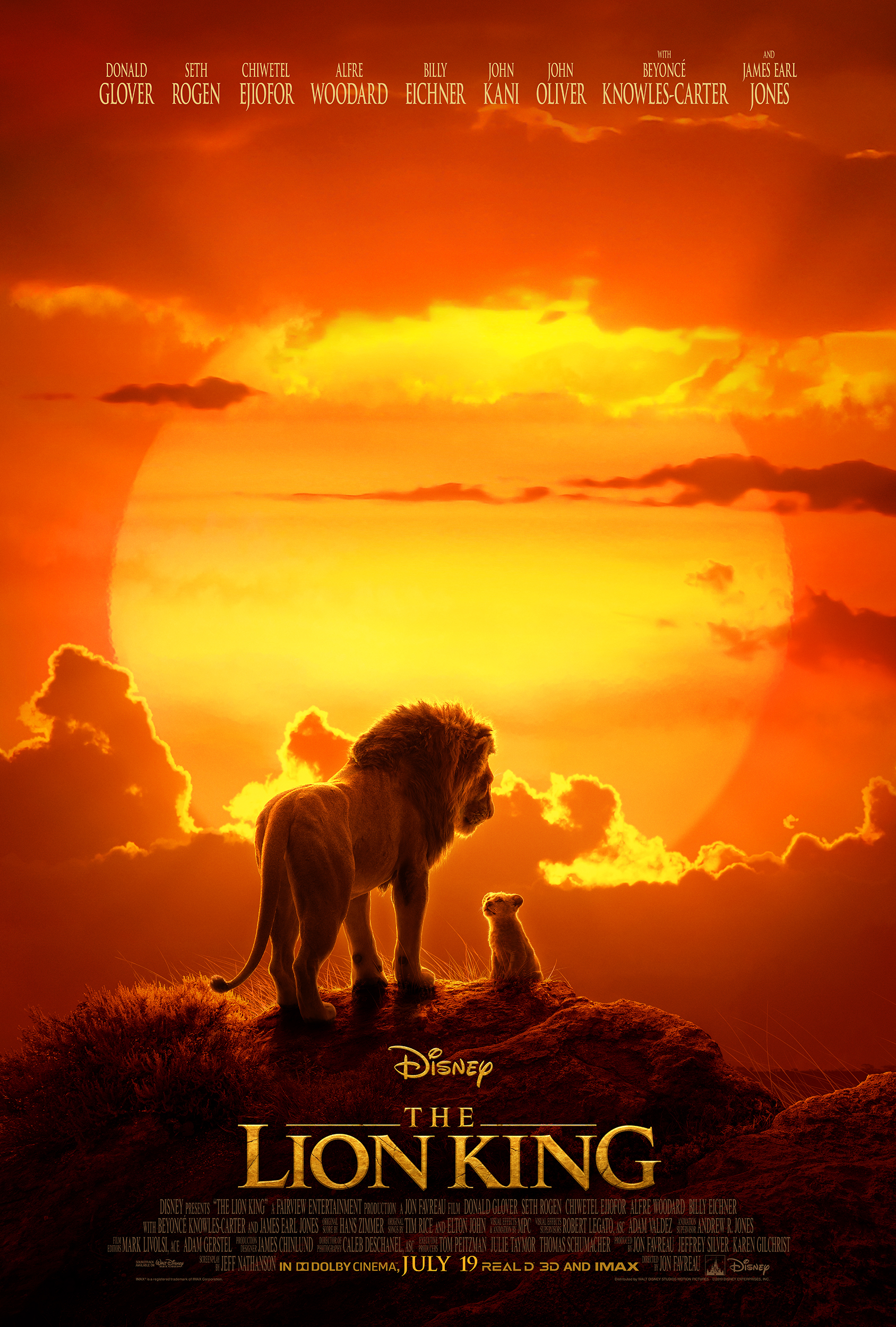 Looking for a mom's review of the Lion King? I'm telling you everything you need to know before bringing your kids!