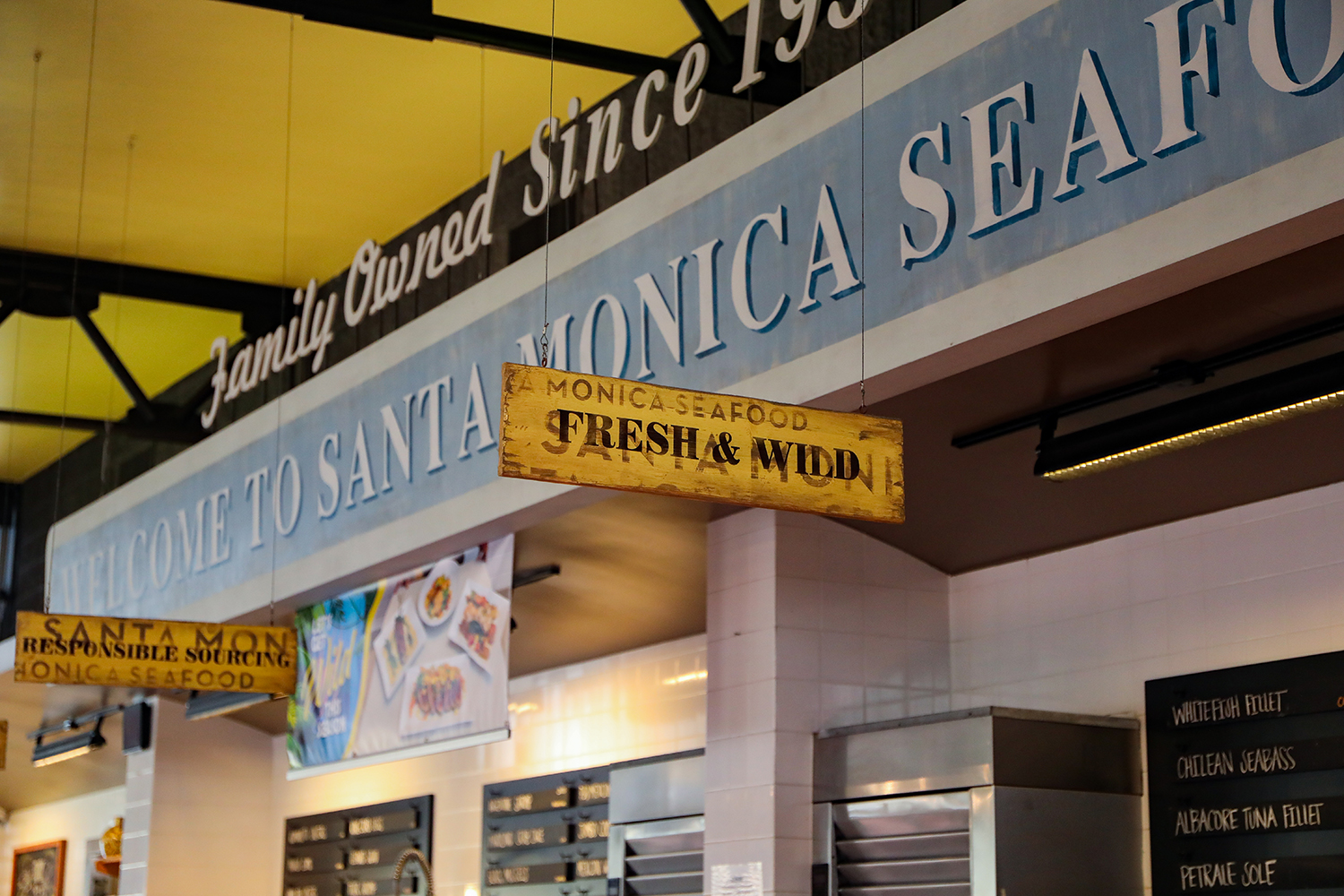 If you love to know where your food comes from, then you'll love learning the history behind Santa Monica Seafood and how all So Cal shoppers can find their seafood at Albertsons.