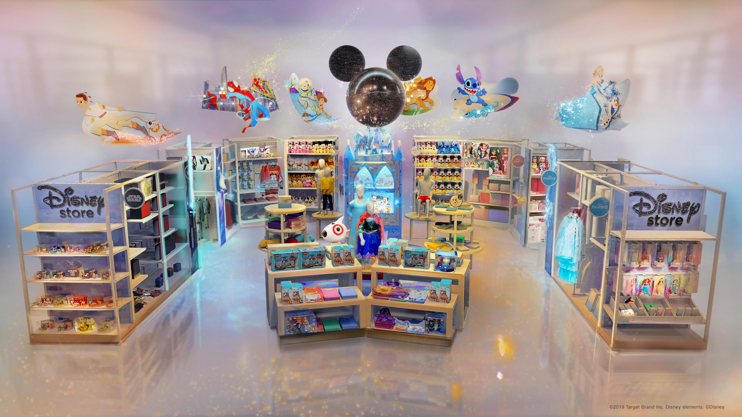 Disney Story x Target