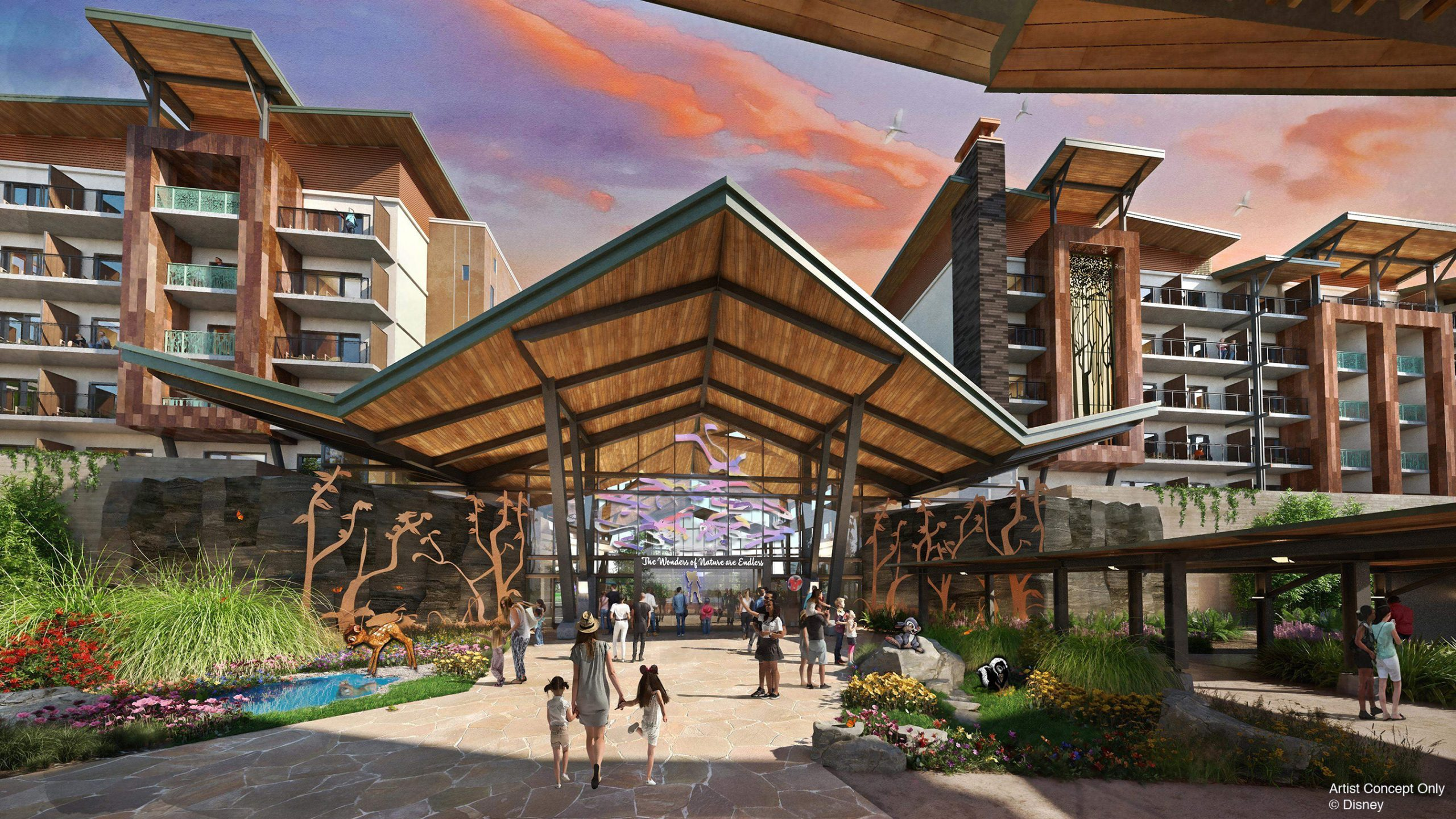 Reflections: A Disney Lakeside Lodge: new Princess and the Frog dining experience