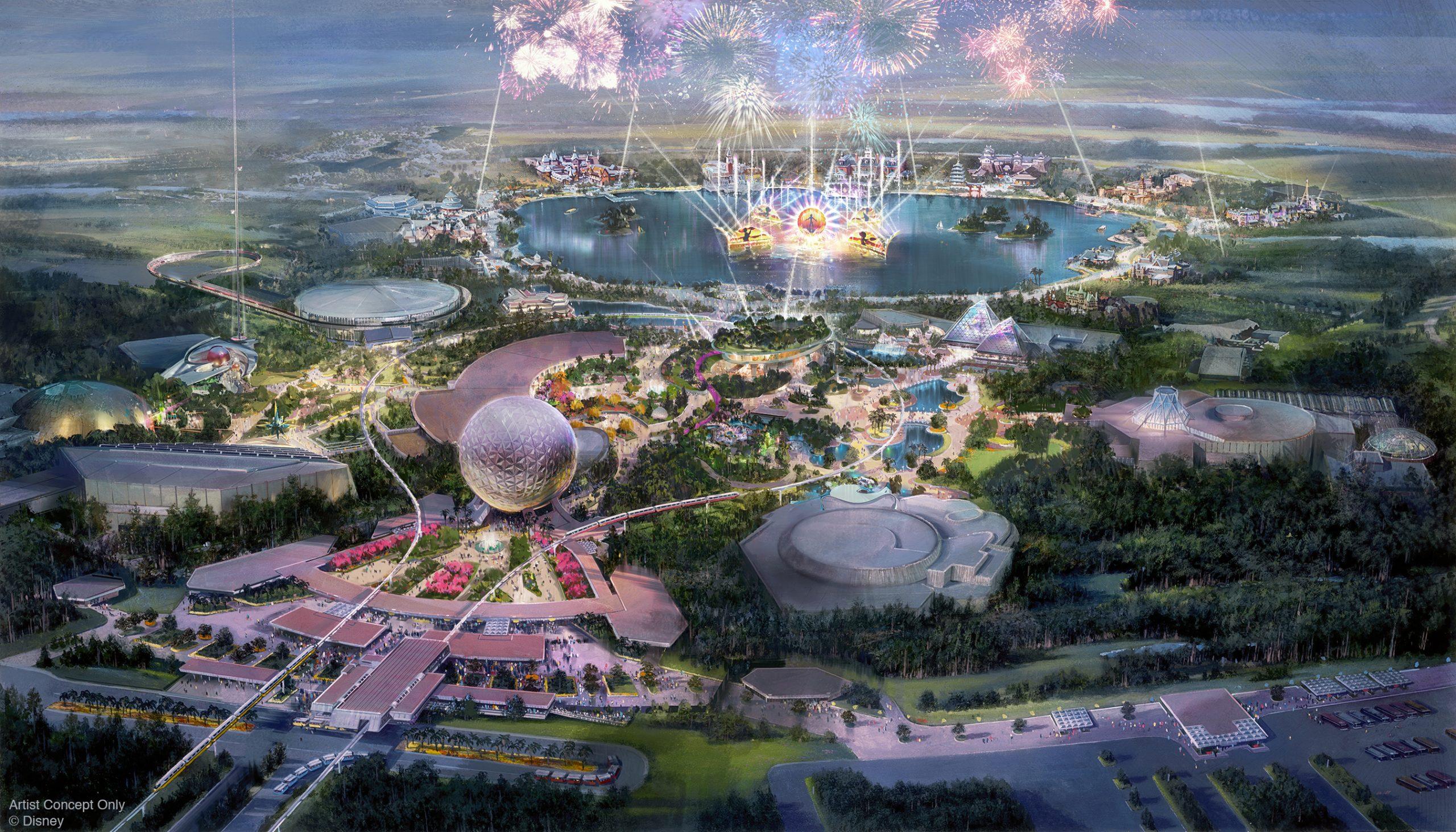 Disney World news: epcot updates