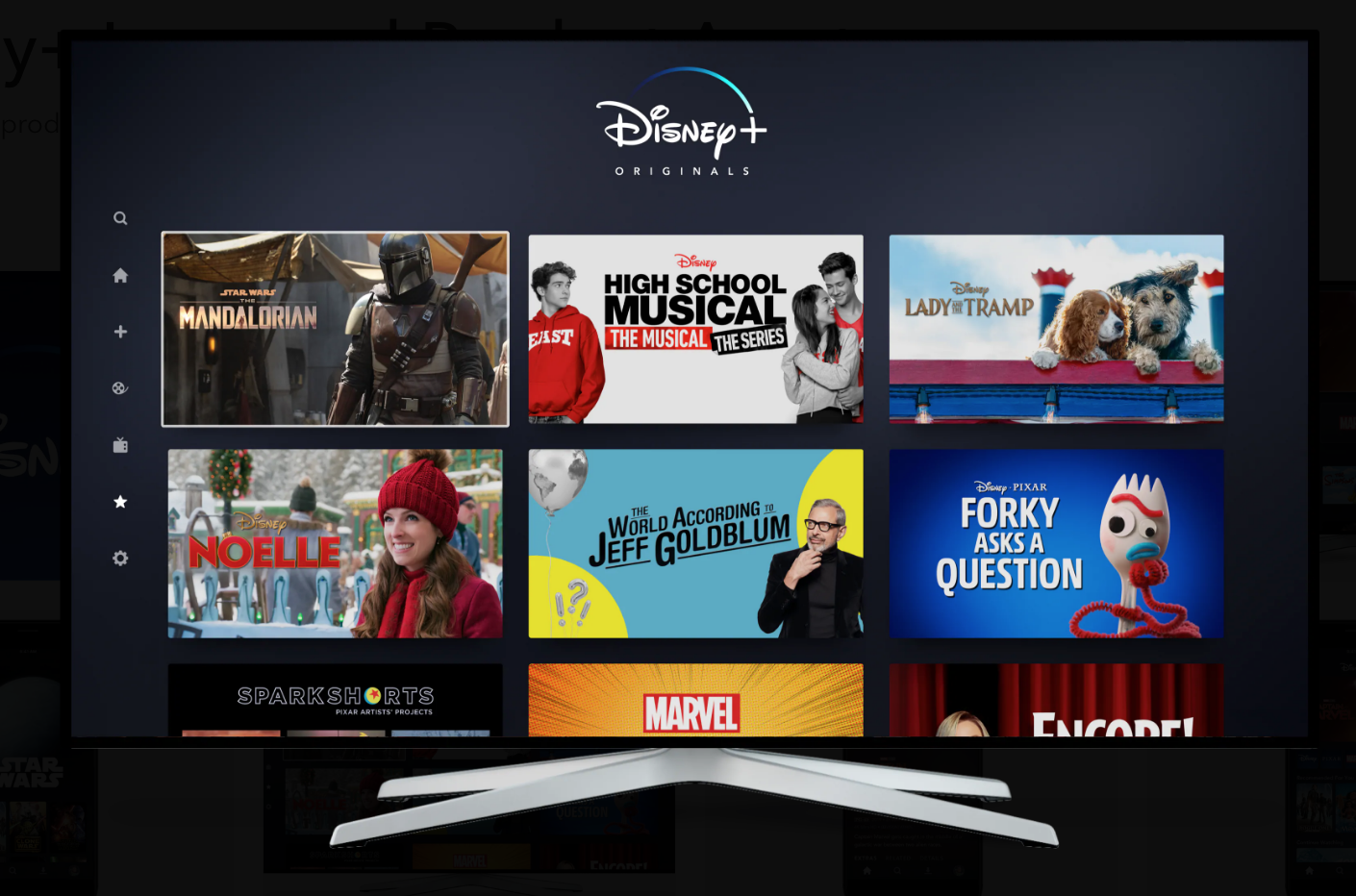What is Disney+? Get all the information on Disney's Streaming Service and how to join!