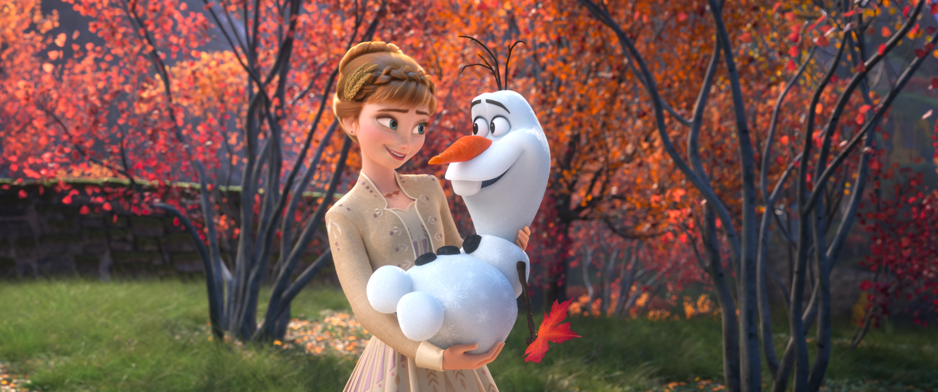 Frozen 2 Secrets: Did you know Frozen 2 takes place in fall not winter?!?