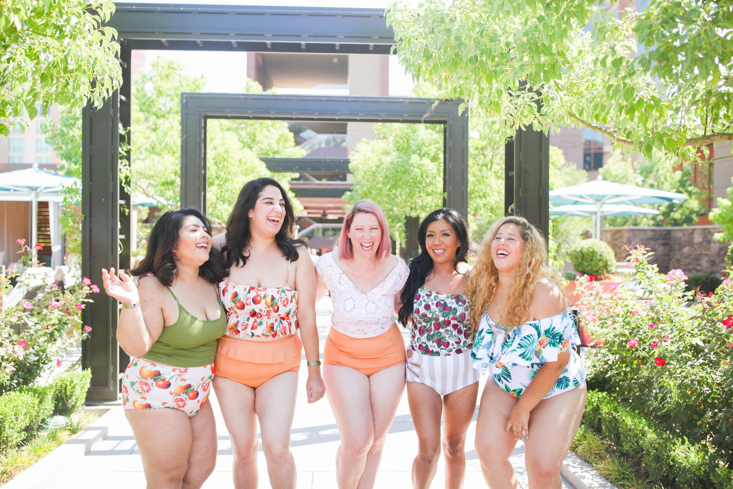 Want to know how to pose for pictures in a bathing suit and to FEEL confident? I'm proud to share what I learned at our very first Just Wear the Suit weekend.....spoiler, it was inspirational!