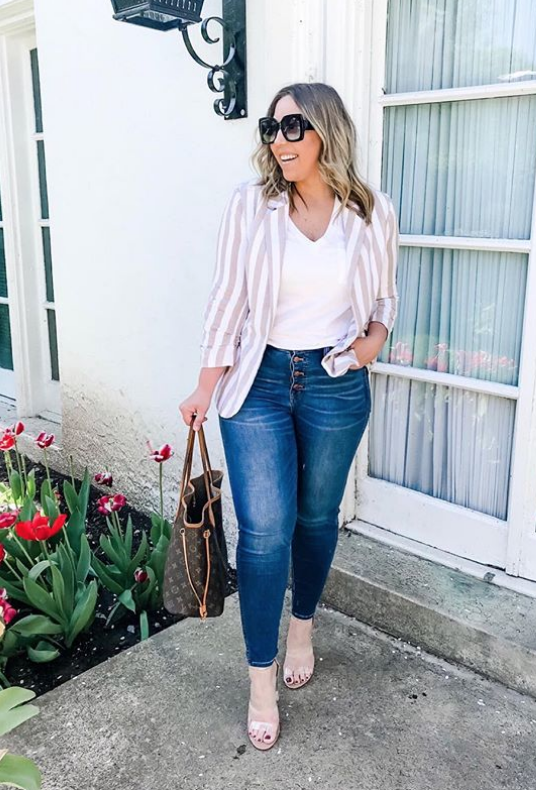 Madewell Jeans and Blazer
