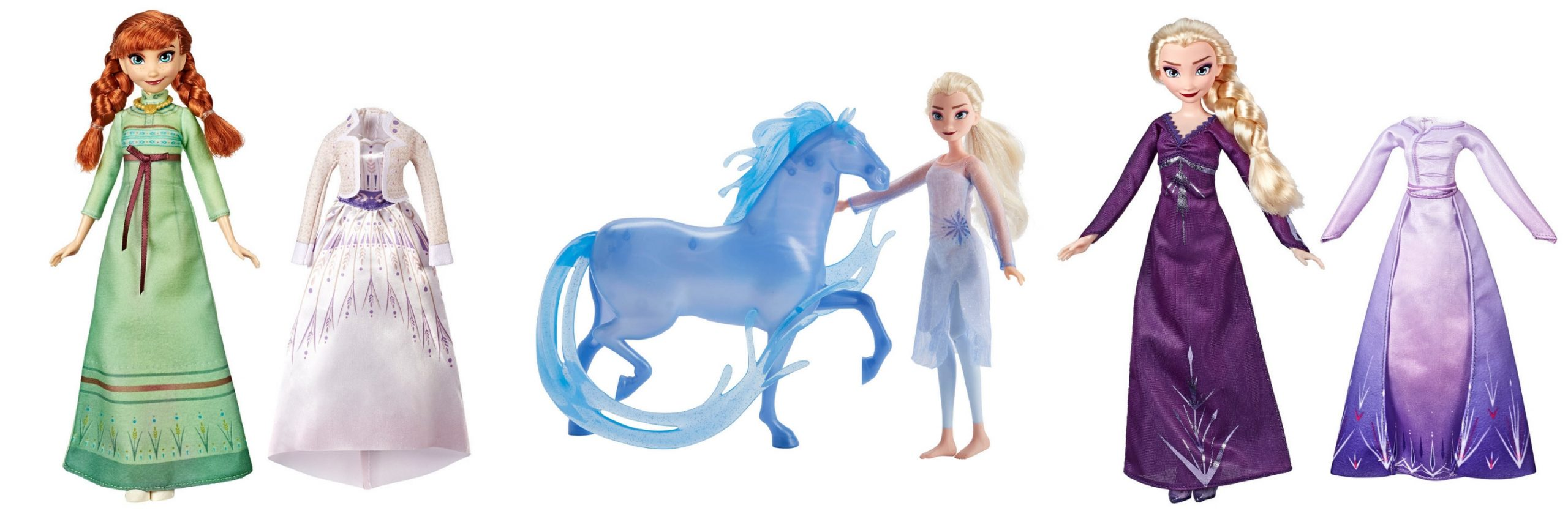 Looking for the best Frozen 2 toys? These dolls are AMAZING!