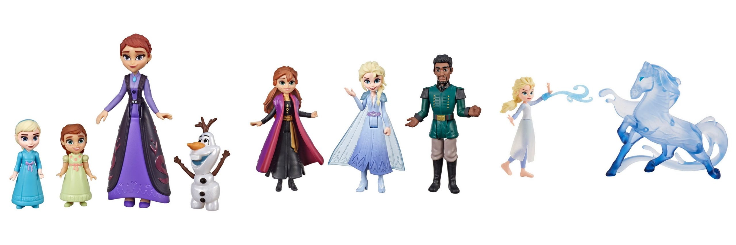Looking for the best Frozen 2 dolls and toys? These are AMAZING!