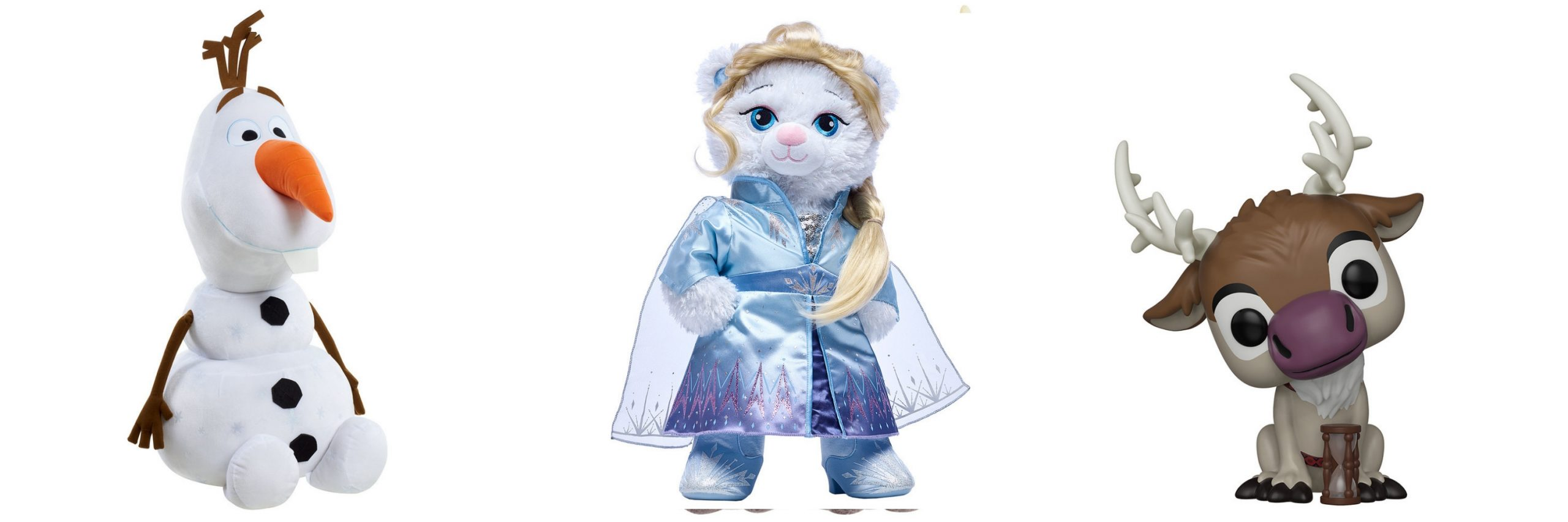 From plushes to Funko Pops, this is the ultimate guide to Frozen 2 merchandise!