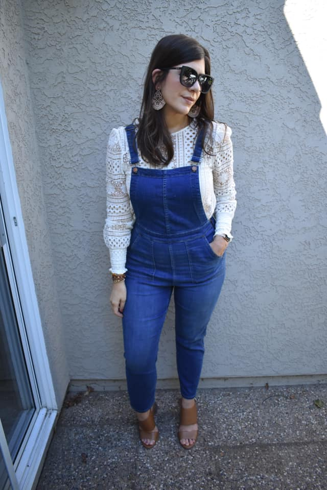 On the hunt for the best overalls for your body type? These women are sharing THEIR favorite overalls so that you can choose YOURS!