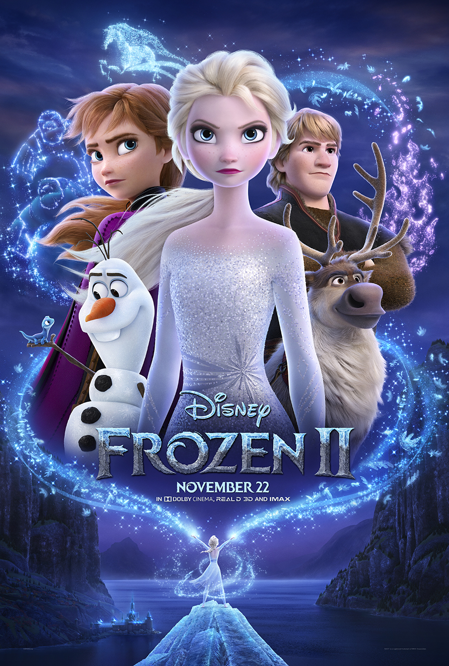 This mom's Frozen 2 review will answer ALL your questions......is it dark? Is it scary? Will my kids love it? It's must read before seeing Frozen 2.