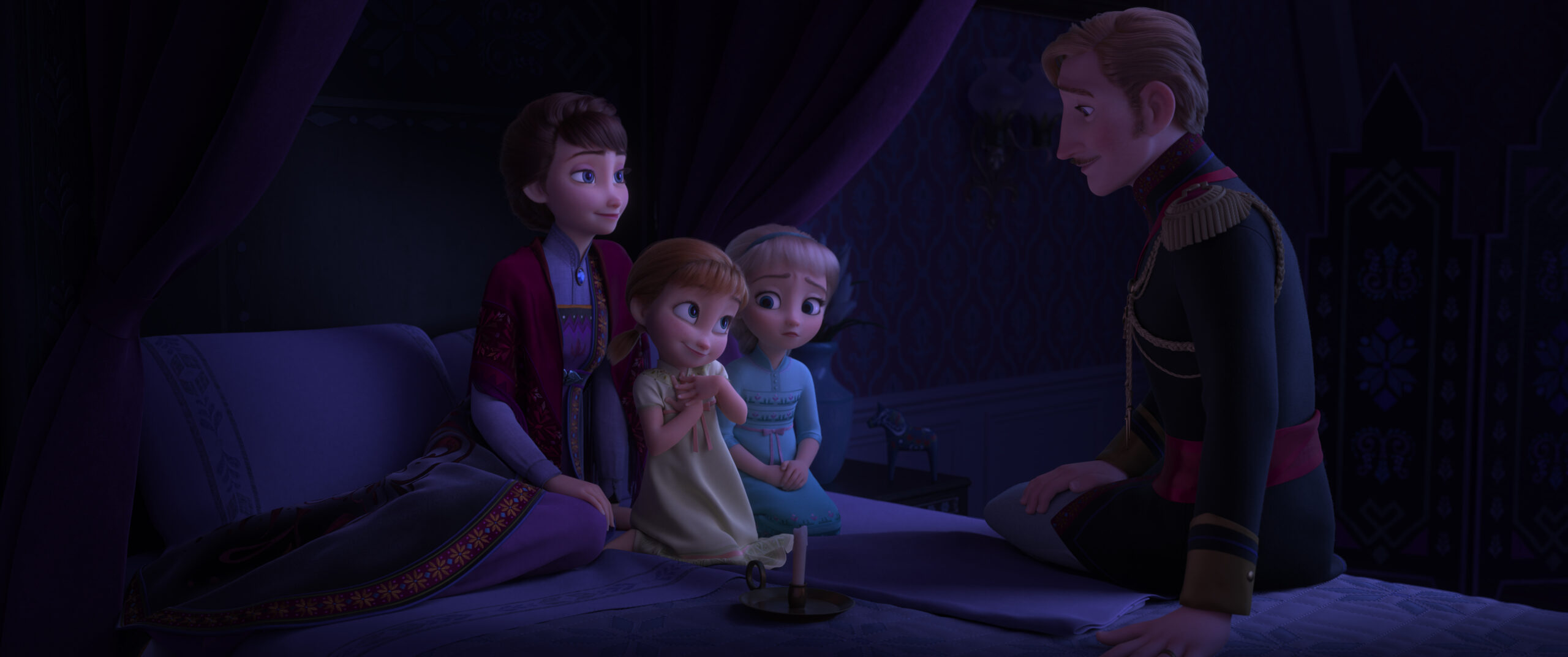 Looking for an honest Frozen 2 review? This tells you if it's scary!