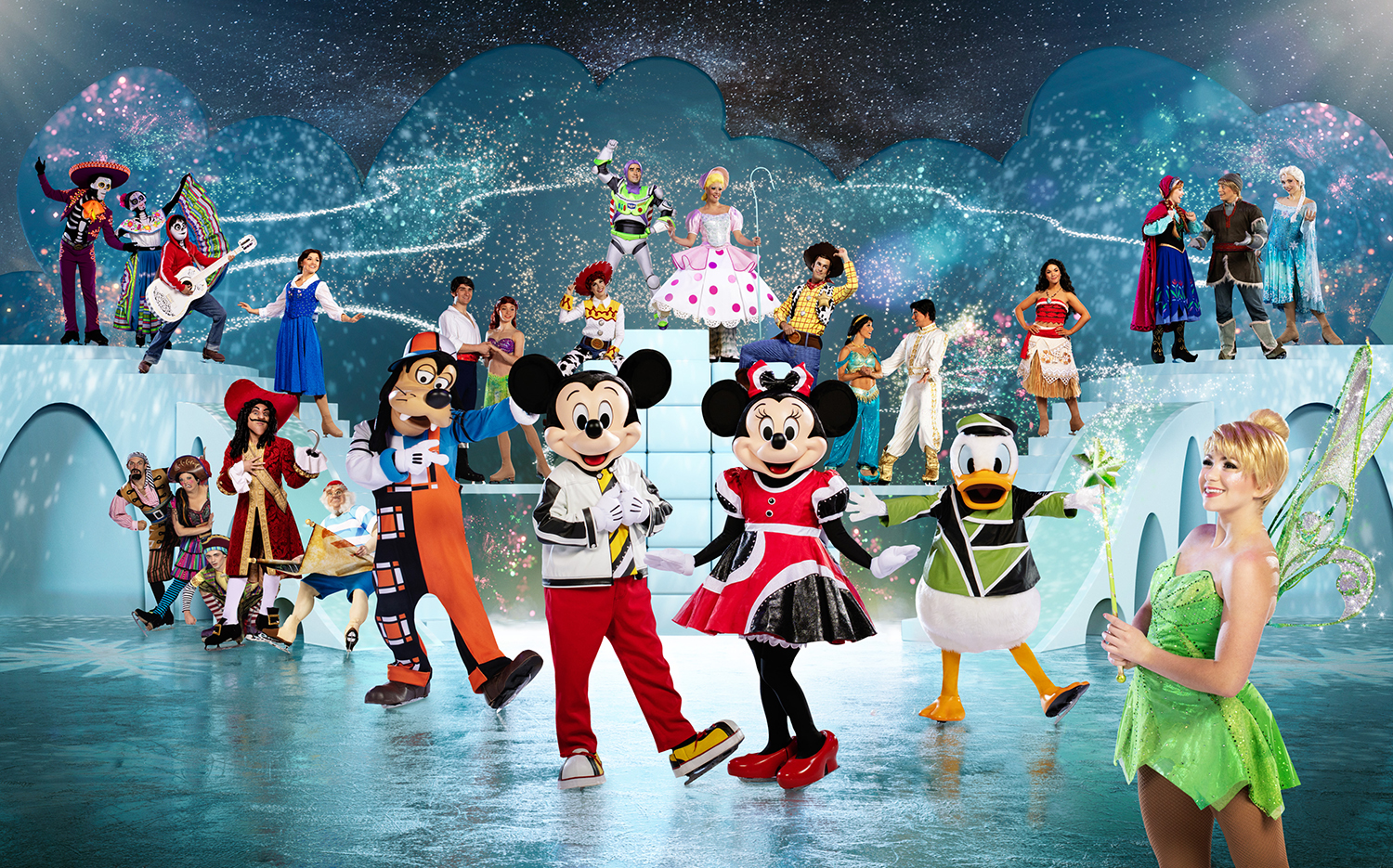Looking for the Disney on Ice San Diego Dates? Mickey's Search Party is coming our way and tickets are available now!