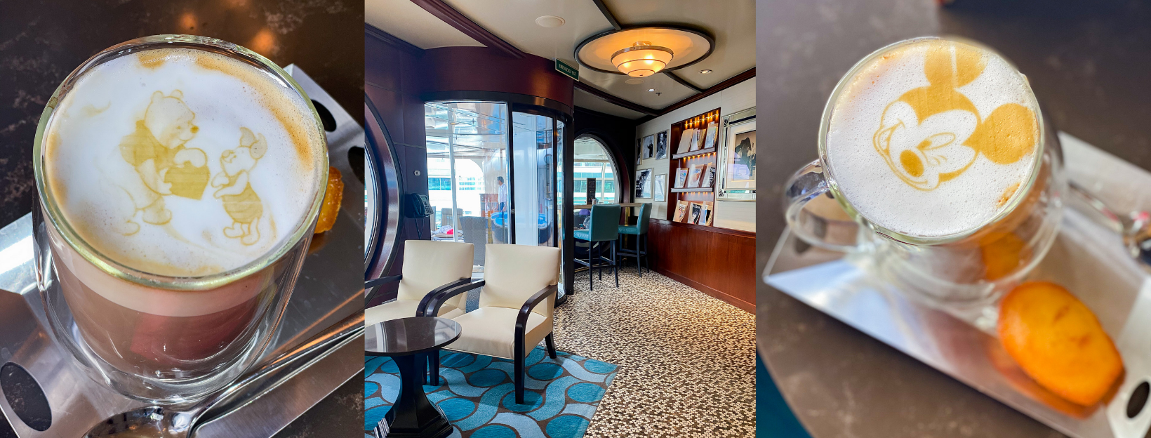 Don't Miss Disney Cruise Tips: these Disney lattes are a required purchase on any ship!