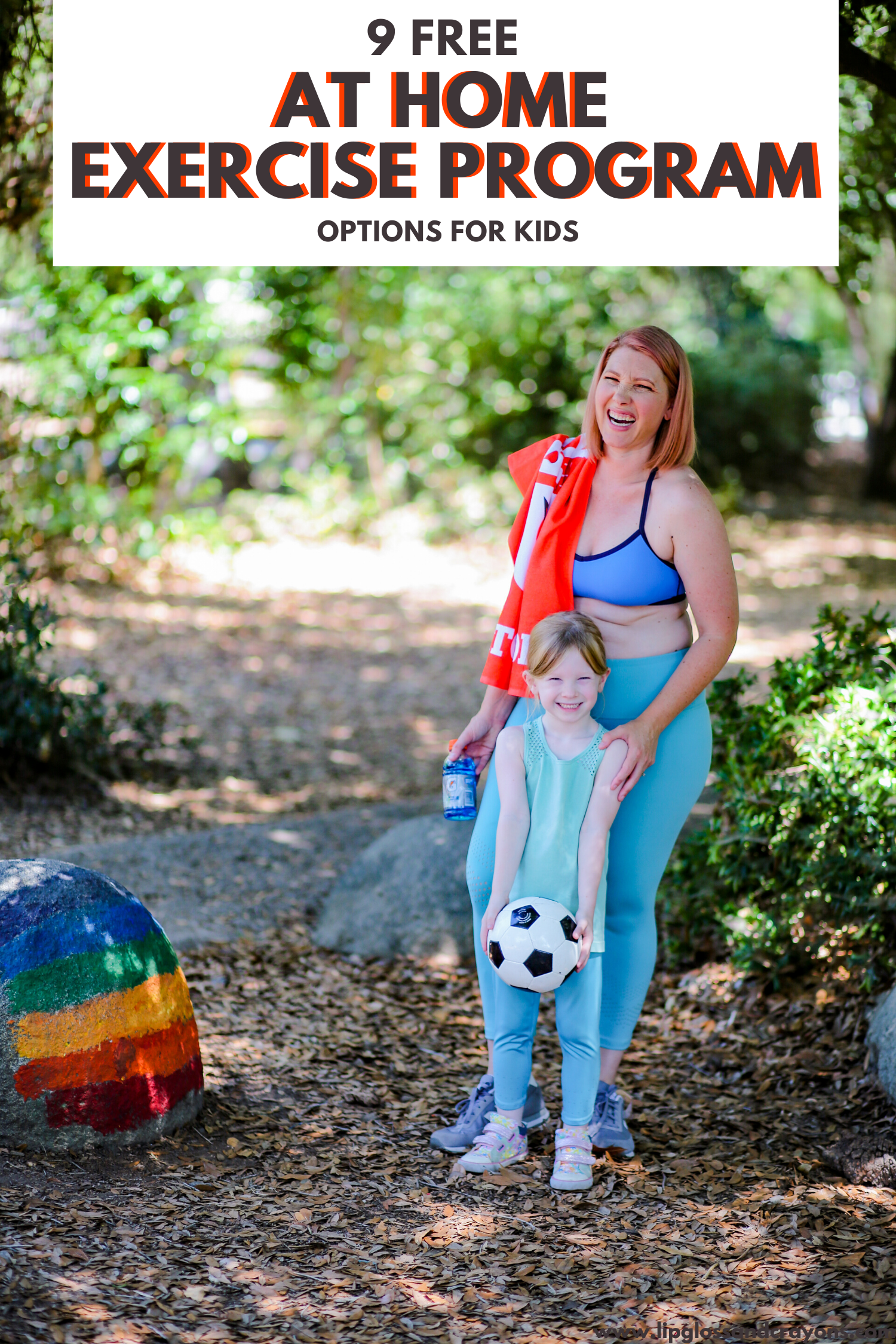 Looking for at home workouts for kids? These are all free options guaranteed to keep your kids happy, busy and moving!
