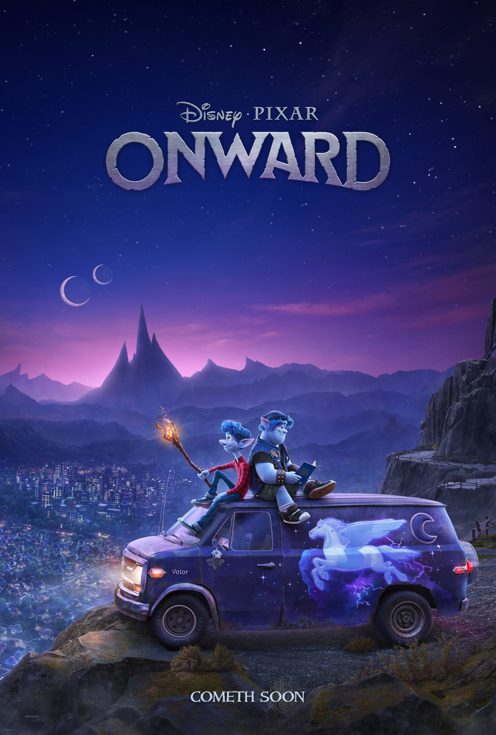 Gearing up to see Pixar's Onward? Here is what every parent needs to know!