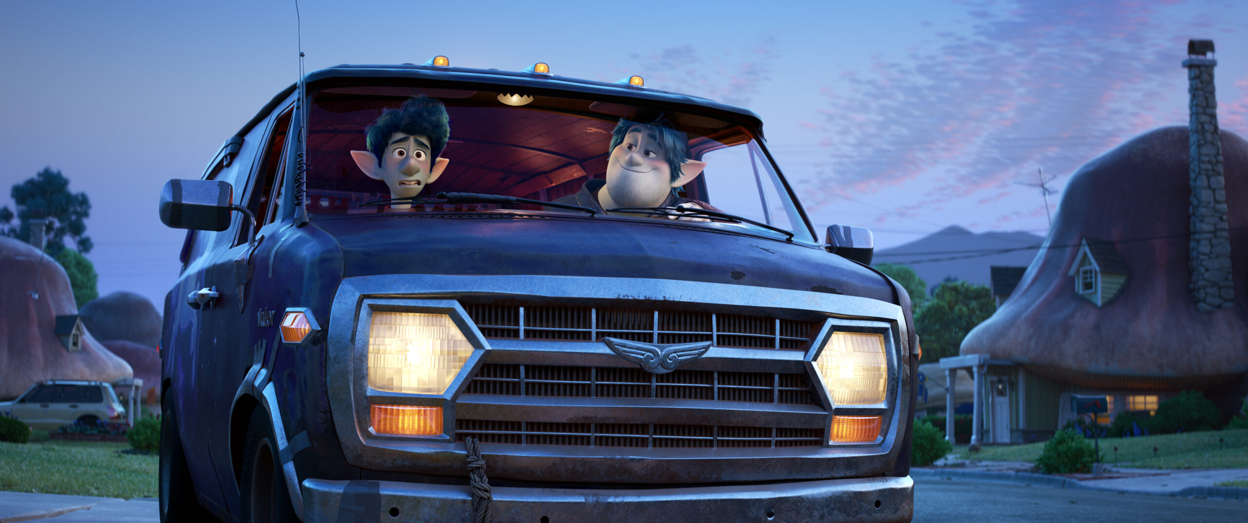 Gearing up to see Pixar's Onward? This Onward review has info that every parent needs to know before taking their kids!
