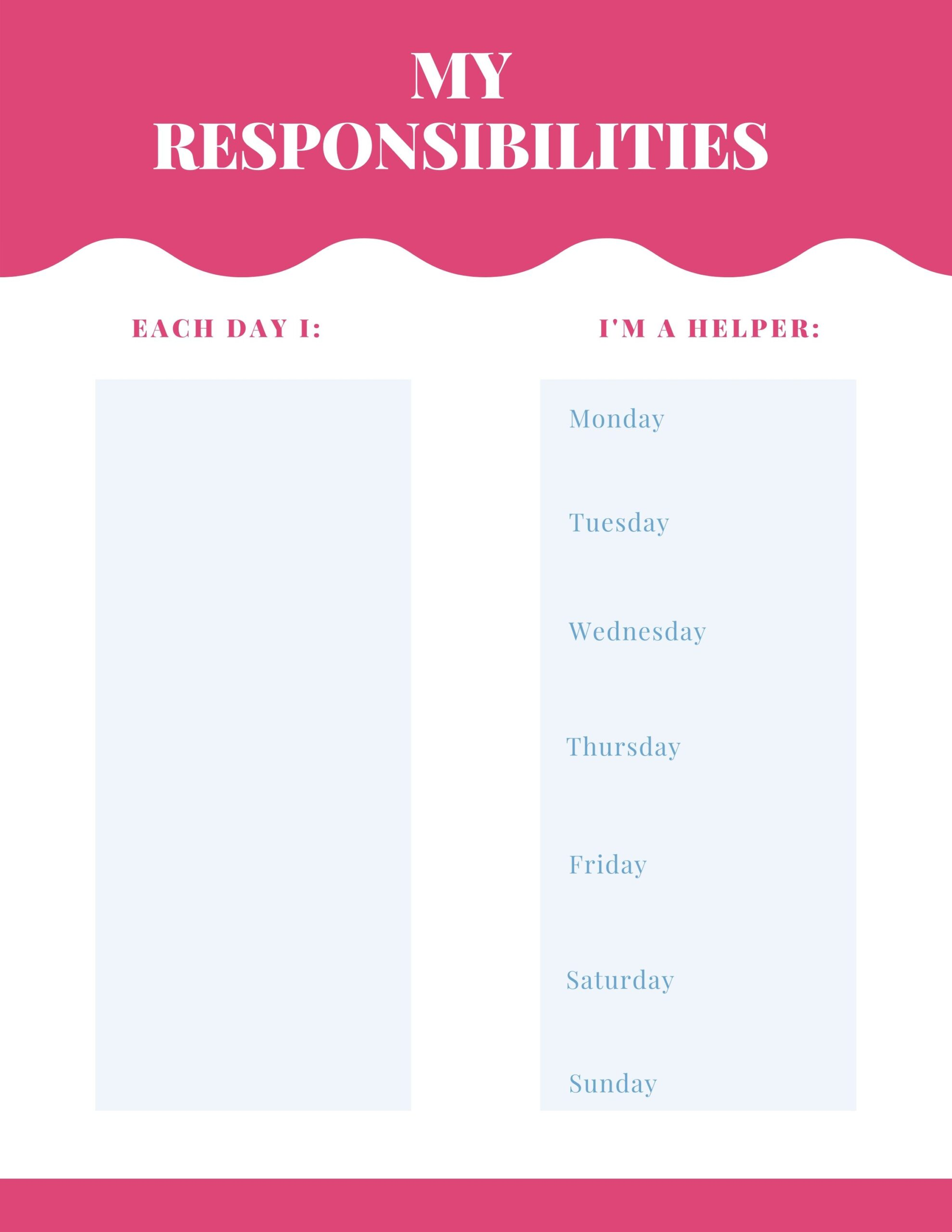 Looking for an easy to use kids chore chart? This post outlines how to set up chores with your kids, what ages are best for what chores and how to make it all work realistically!
