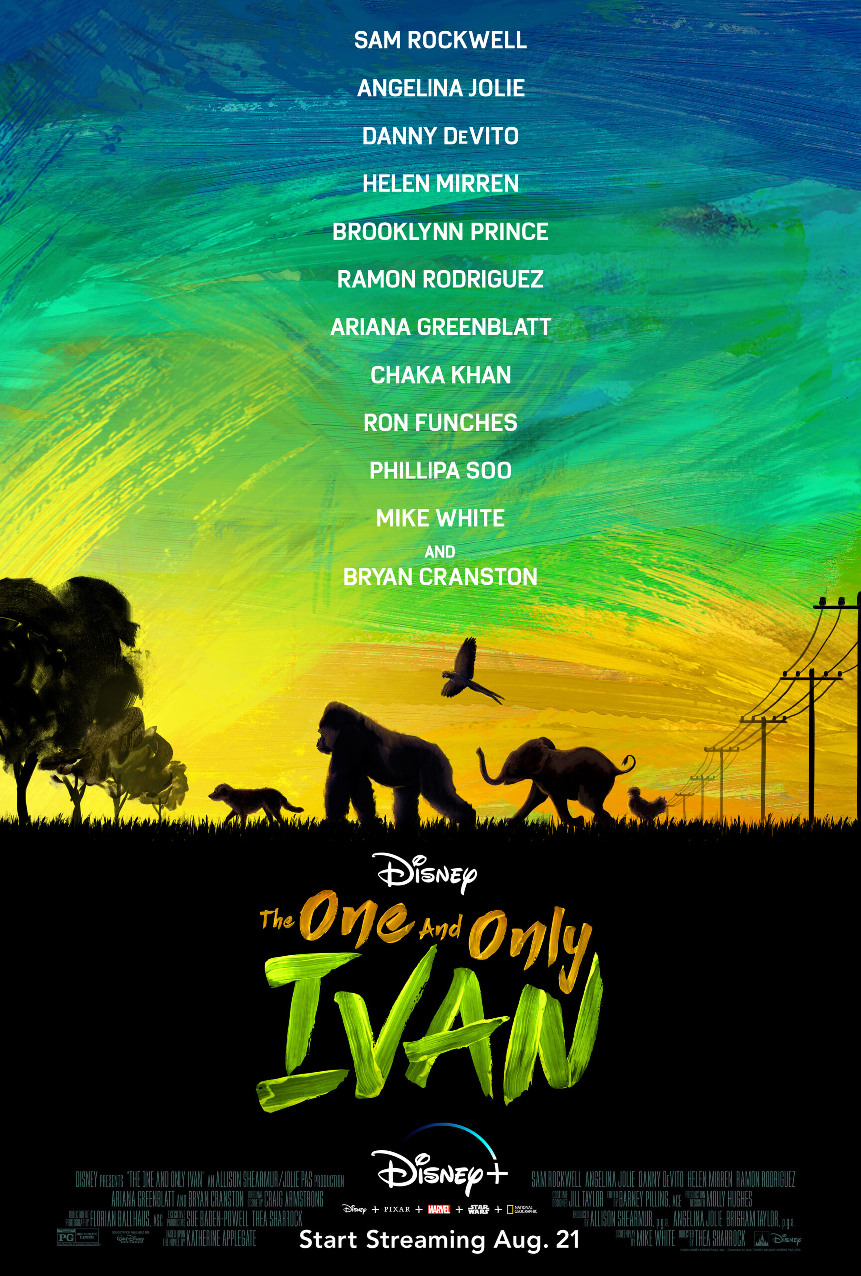 Looking for a The One and Only Ivan Movie Review that will help determine if your kids will love the movie? This is my mom perspective on the latest Disney Plus release.