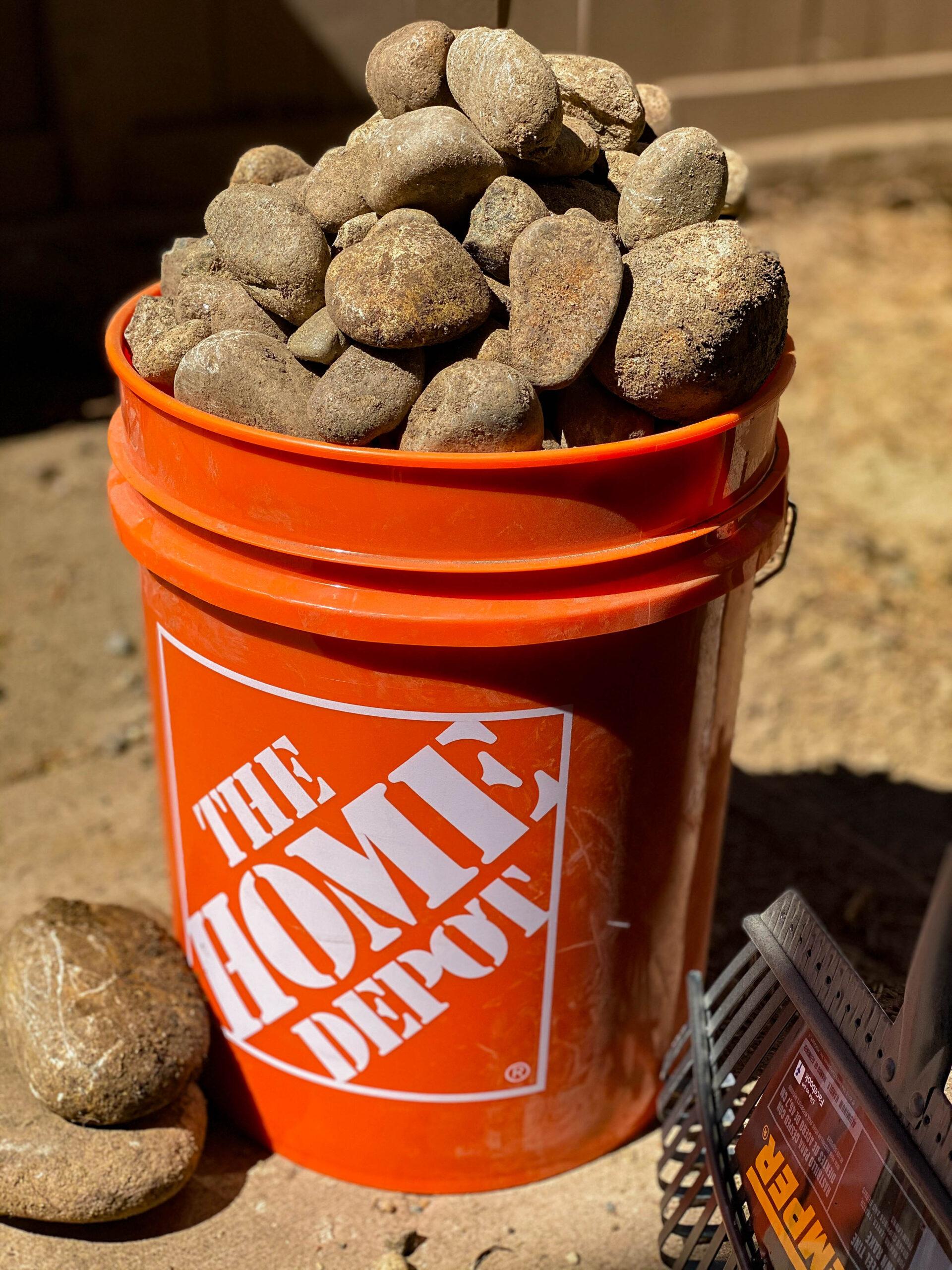 Garden Soil Preparation: Rock Removal