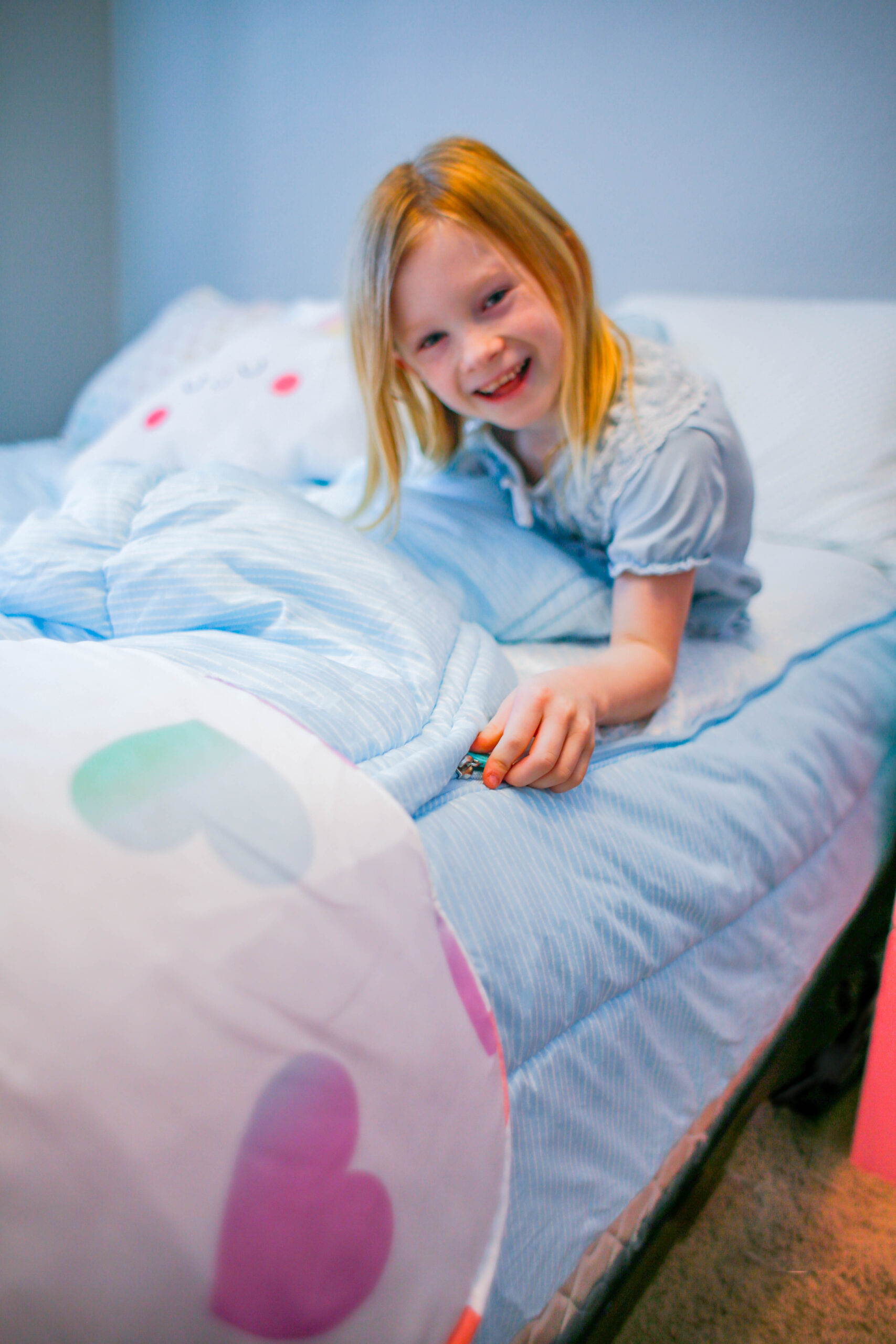 Beddy's: Are these zippable sheets worth the money? This is a full review (and there's a discount code)!