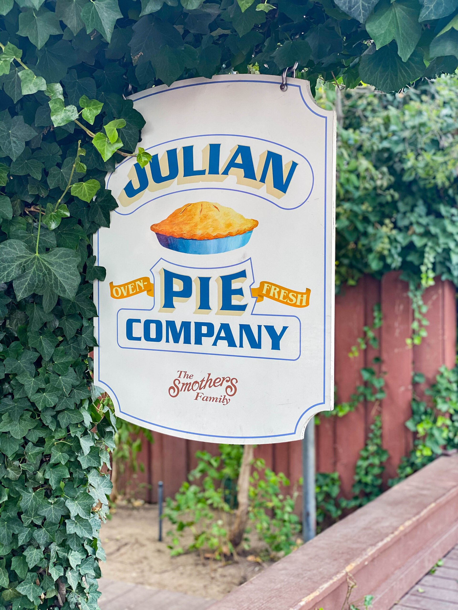 Julian Pie Company: The BEST apple pie