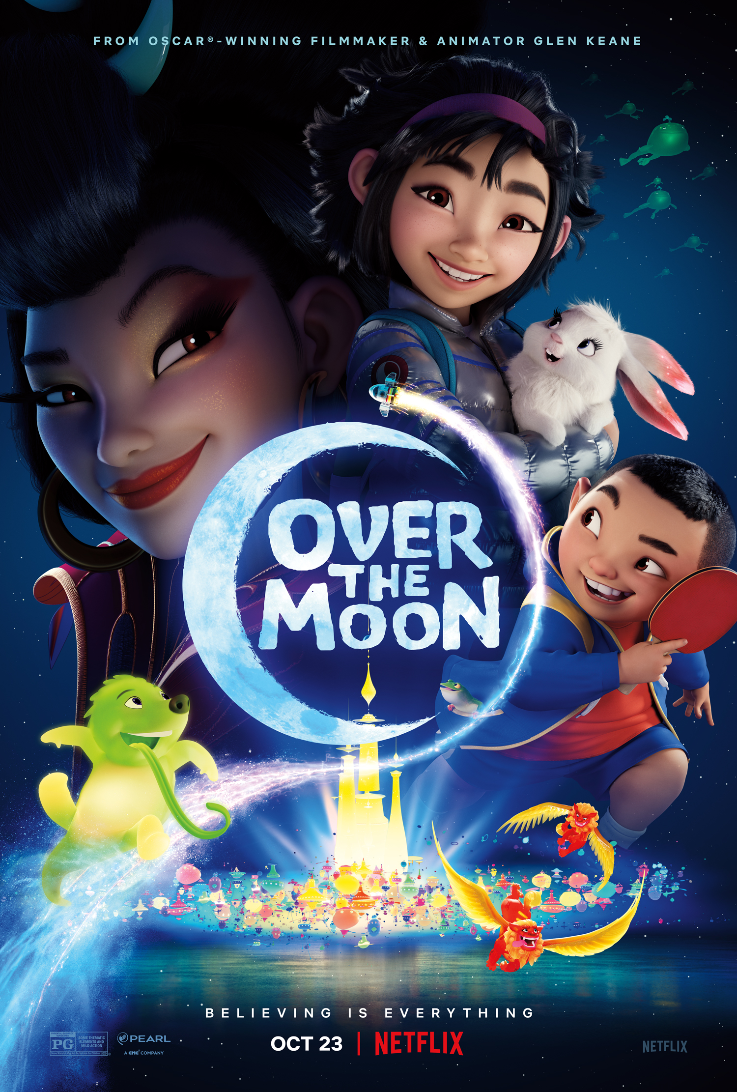 Over the Moon: Why We Need This Movie RIGHT NOW