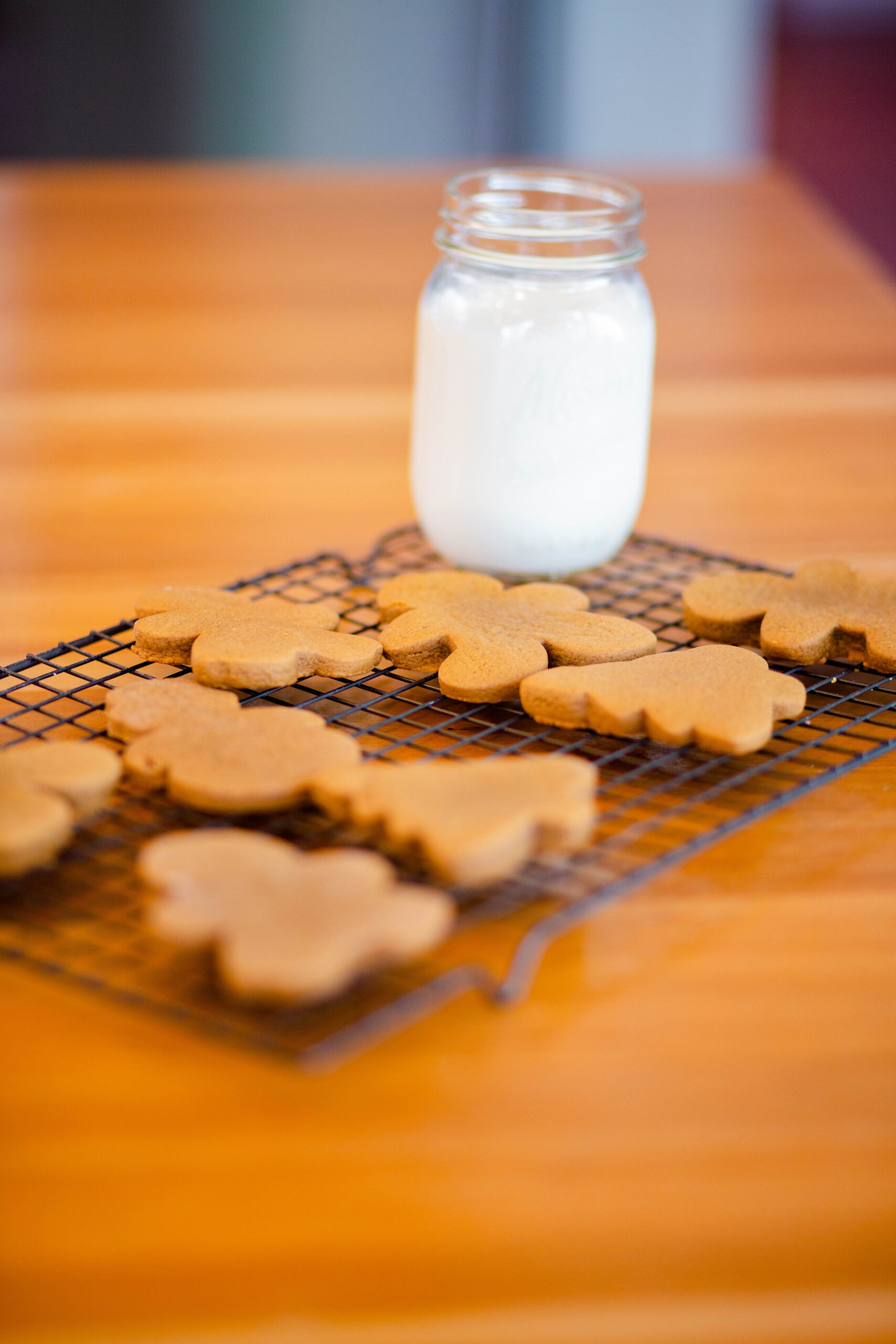 Looking for the best soft gingerbread cookies recipe? This recipe is easy to make and DELISH!