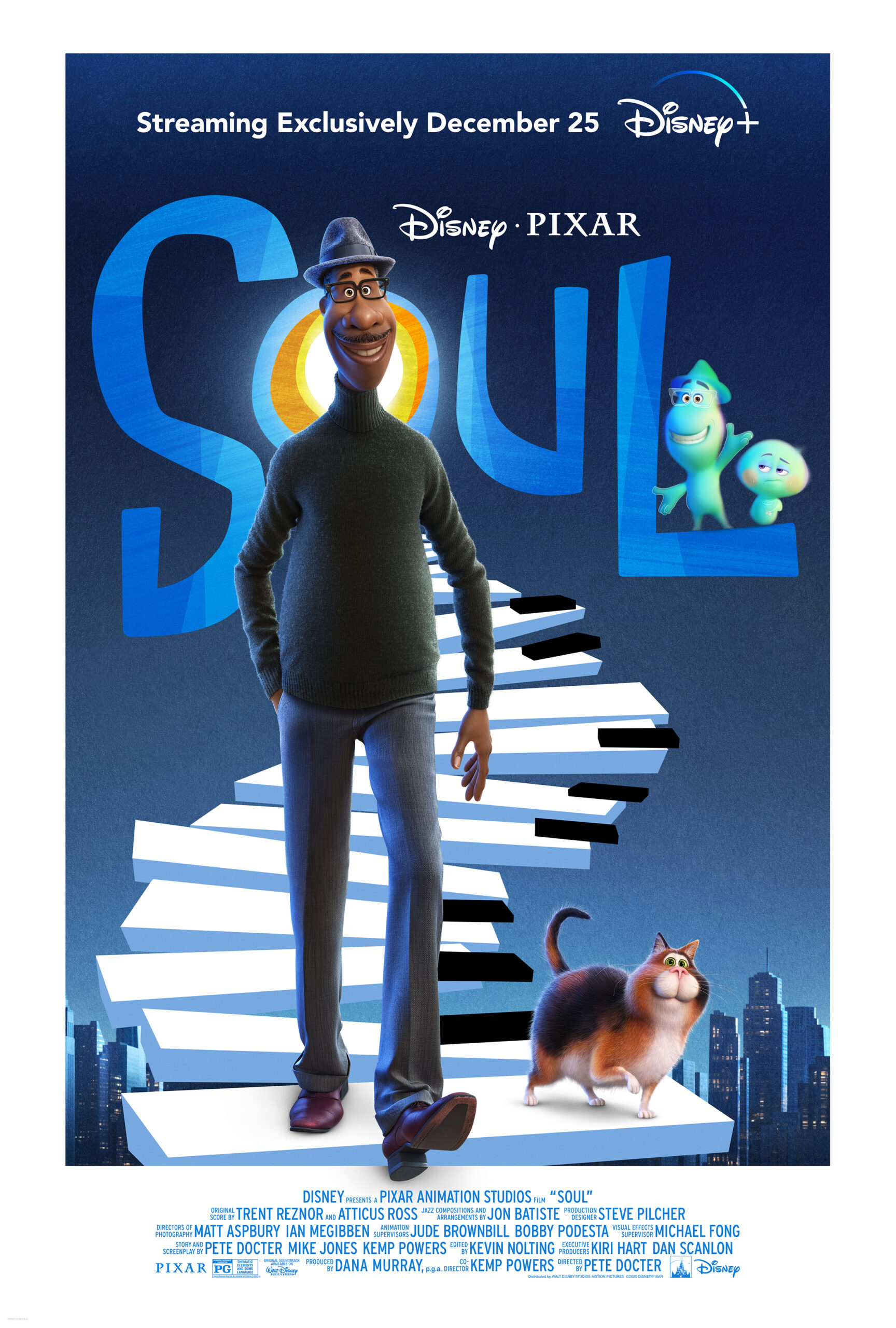 Looking for a review of Pixar Soul? This movie review shares what ages the film is good for!