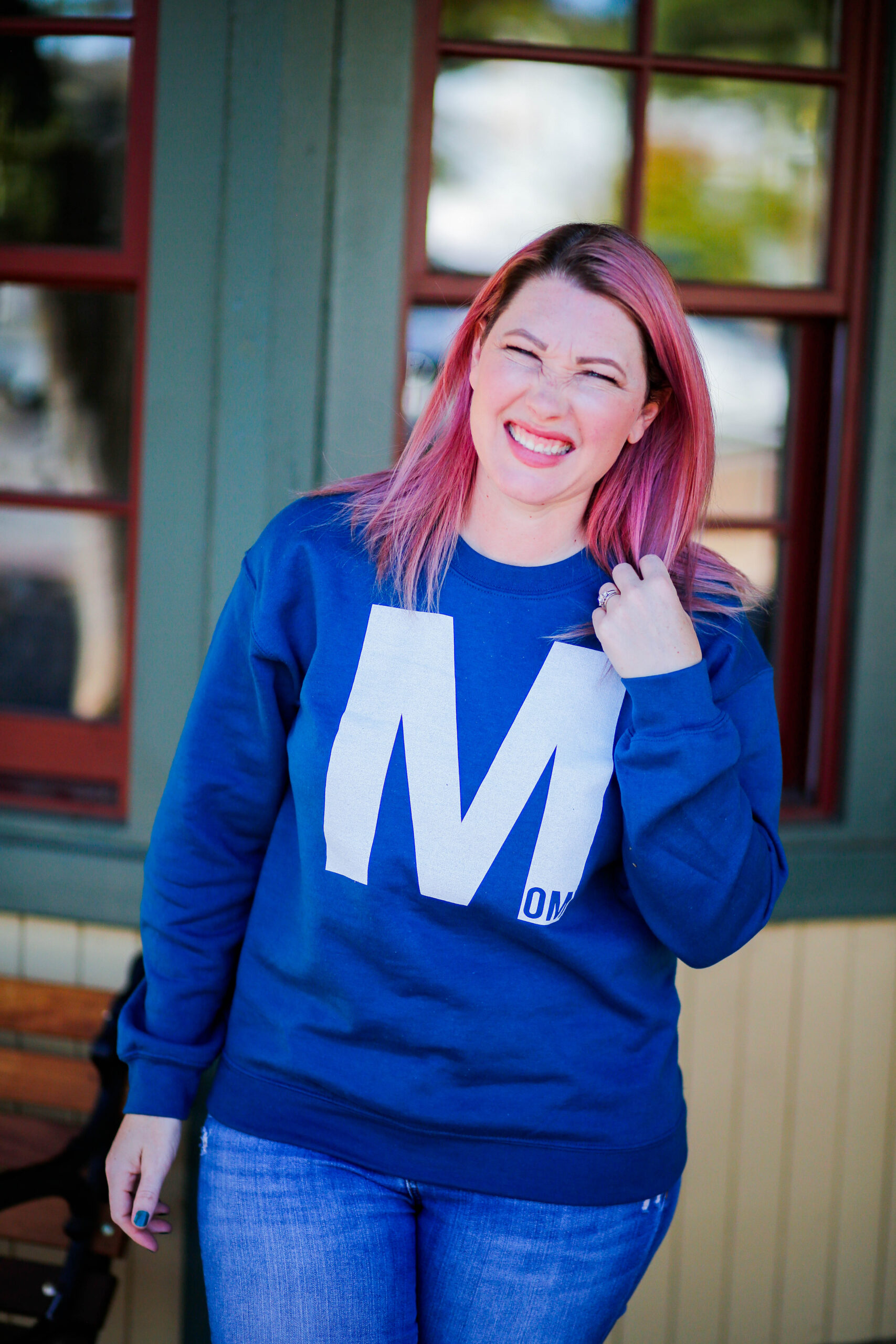 On the hunt for cute mom sweatshirts? These are the BEST ones available from small shops!