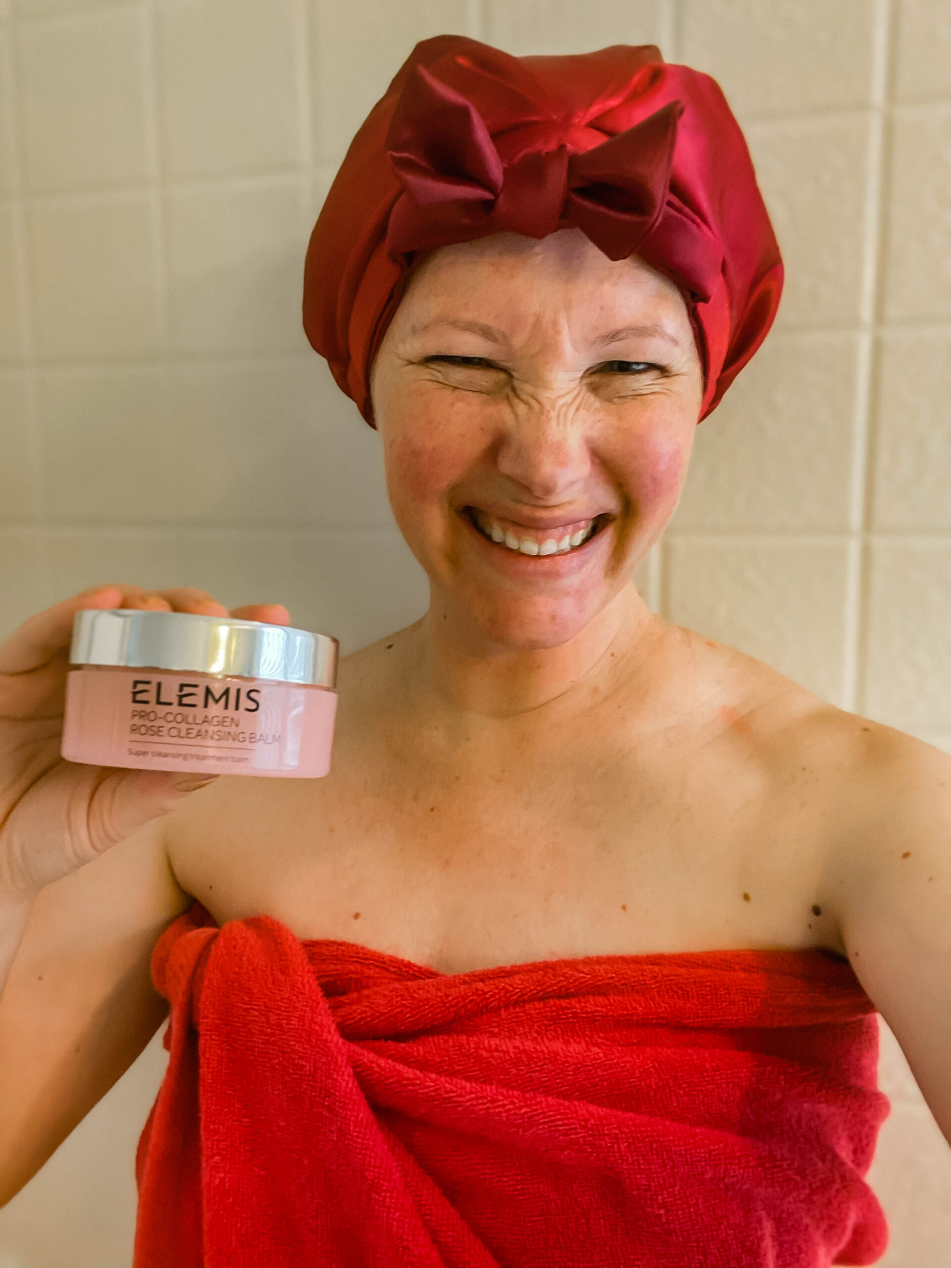 These are 5 must have items and practices to create a shower routine that lets you recharge and practice self care.......in a shorter period of time.