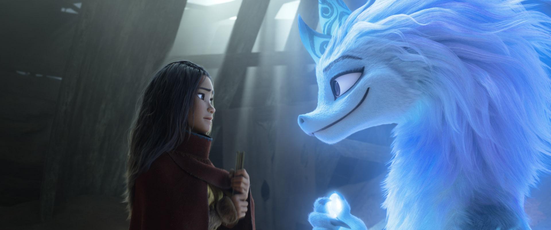 Raya and the Last Dragon Characters