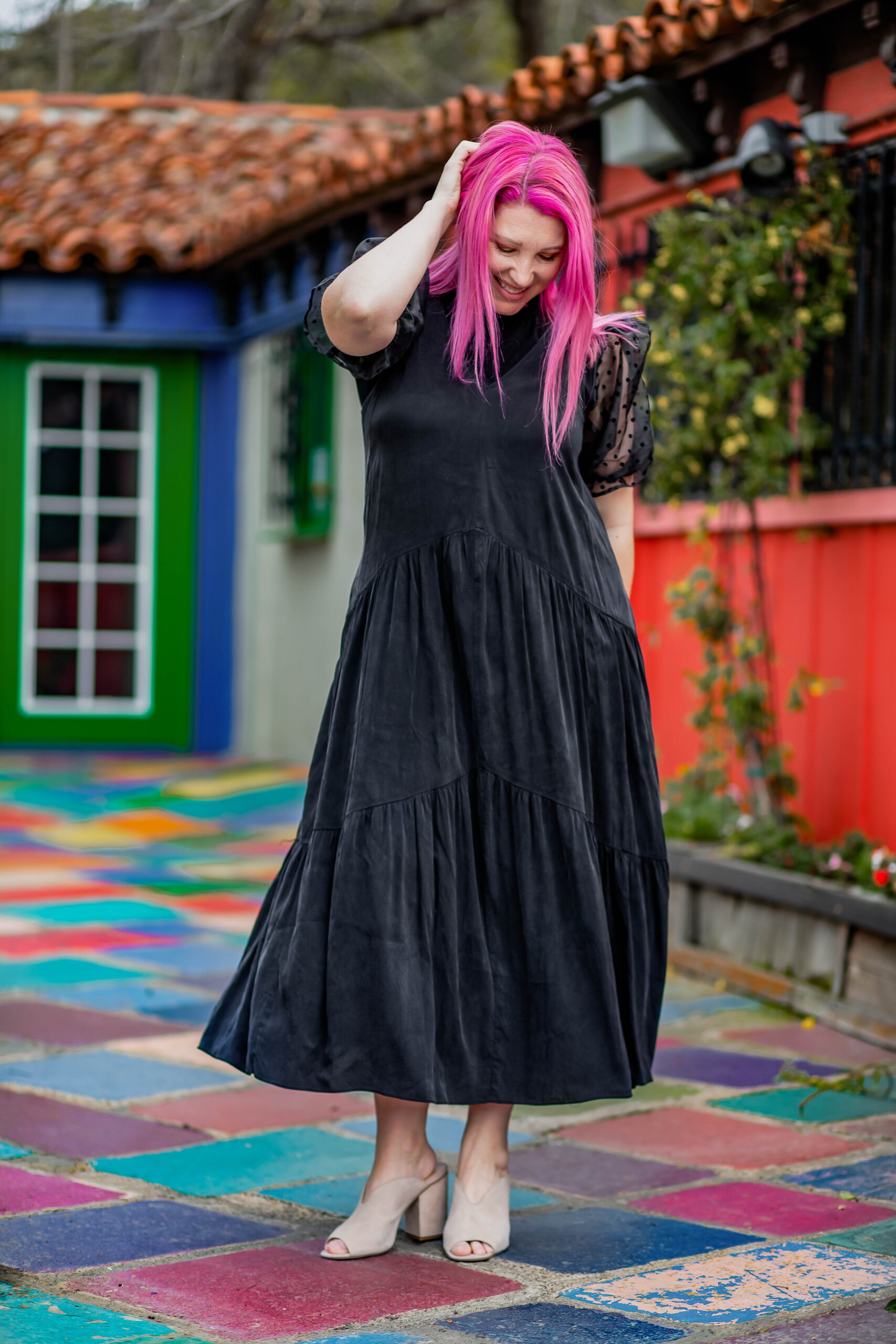 Looking for the best black maxi dress outfits? These are four simple ways to style one, that you'll be able to wear for years to come (and using pieces you probably already own).