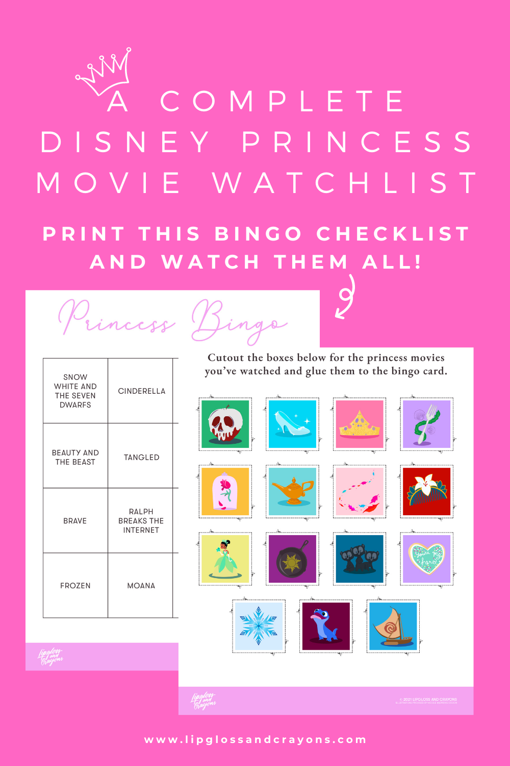 Got a Disney Princess Movies fan in your house? This is a complete Disney Princess Films watchlist, and where to find each of the films.