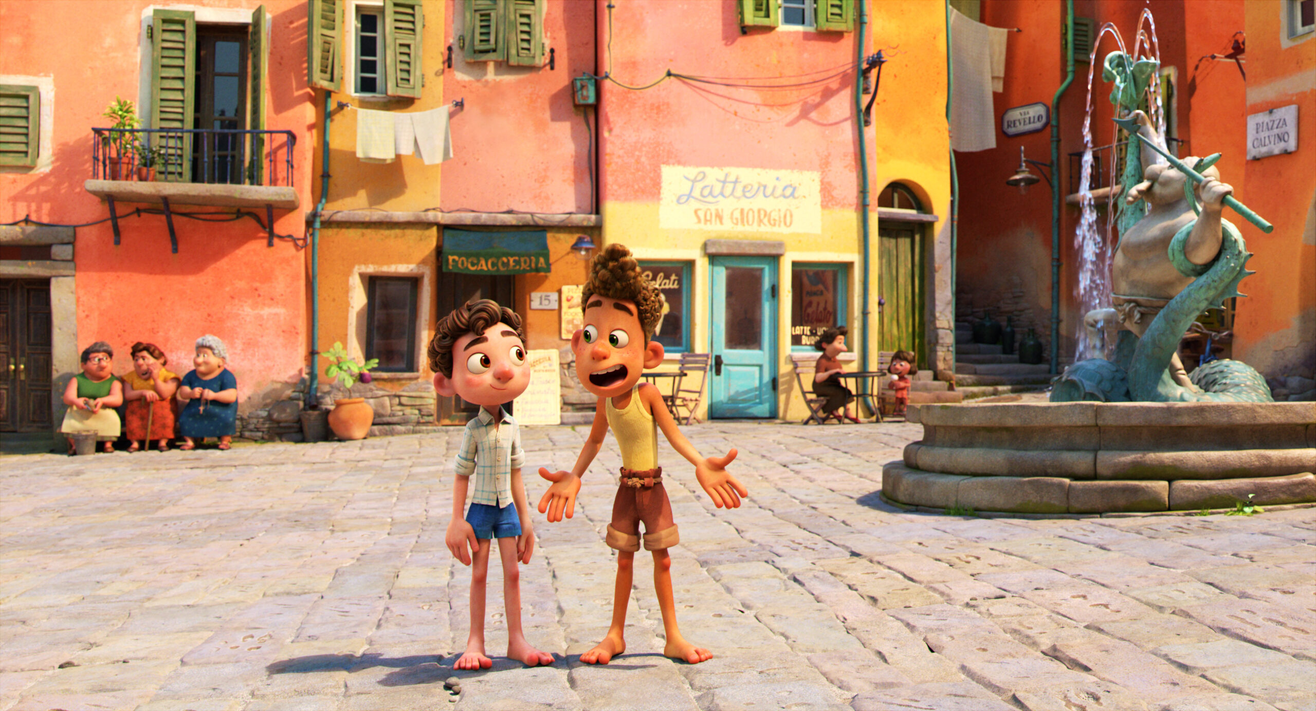 Love Pixar Movies? This is what we know so far about Luca (and the latest Luca Pixar Trailer)......