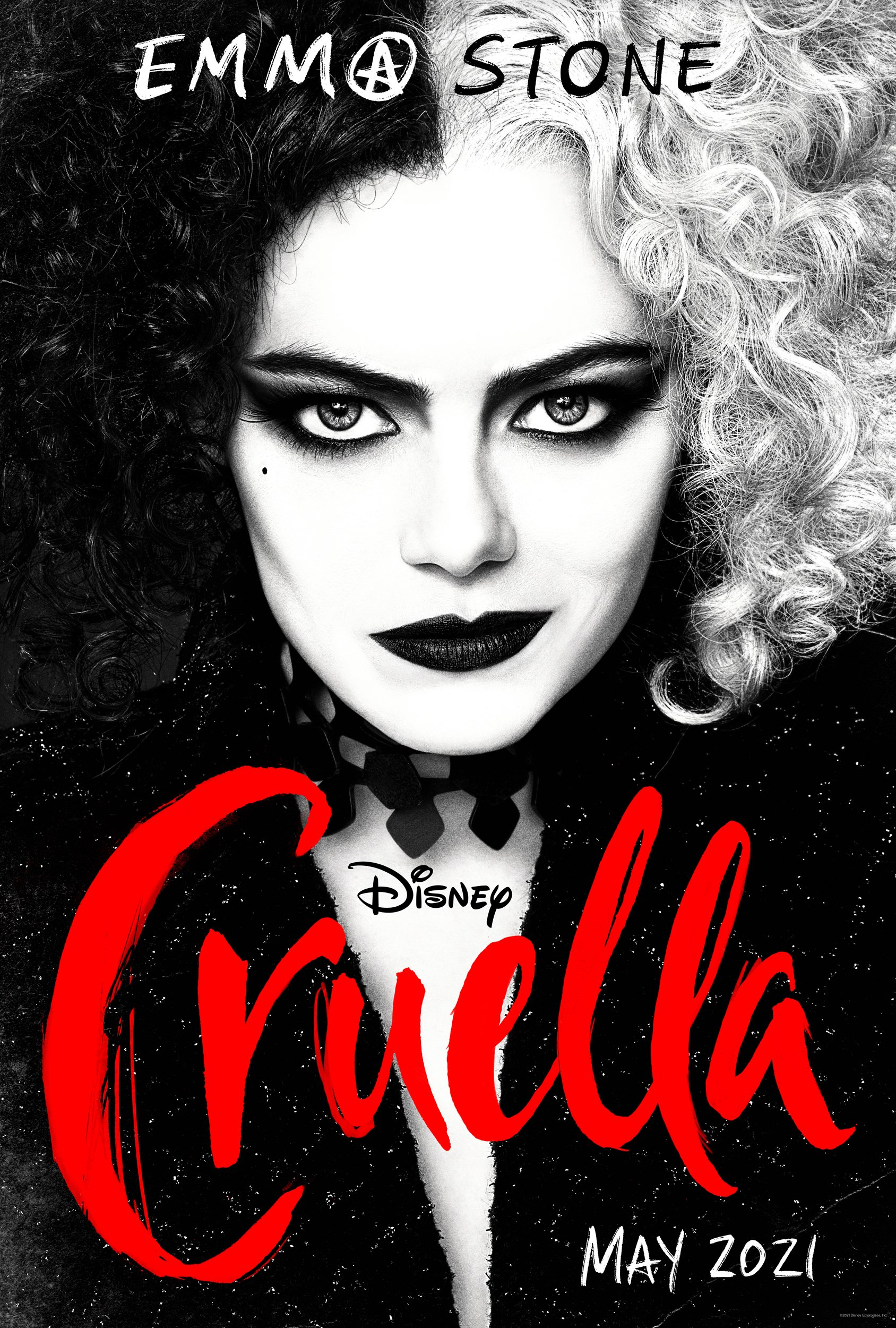 Disney's live action Cruella is rated PG-13........but is it scary? Can kids watch it? This no spoilers Cruella review will help you decide!