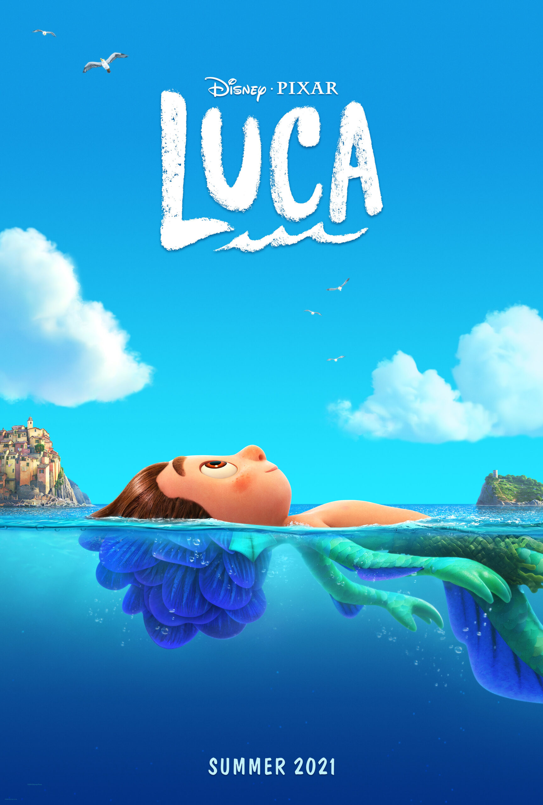 As we approach the release of Pixar Luca, let's dive into the location of the film......and regardless of where you are watching it, what to buy to celebrate all things Luca and Italy.