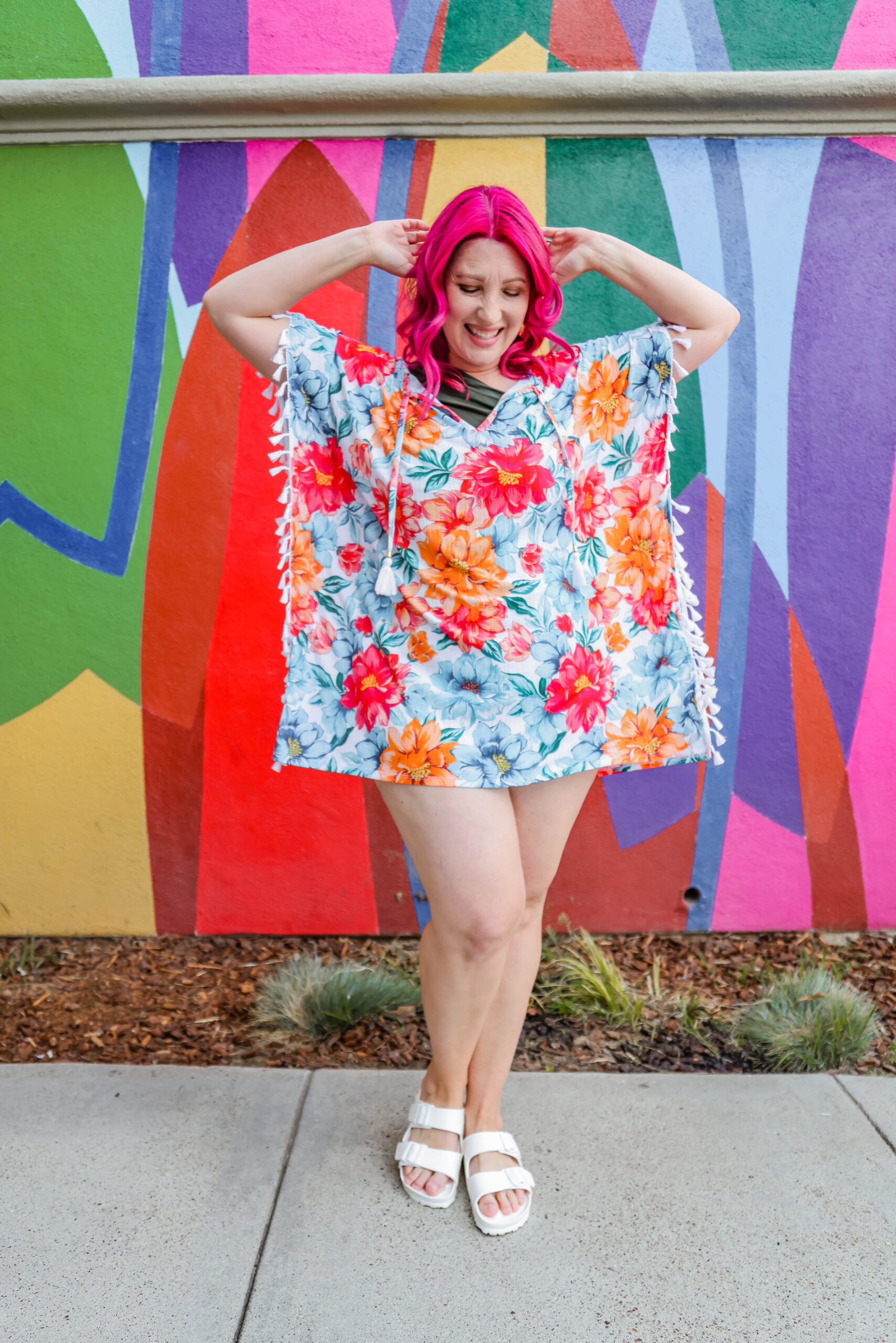 Summer is here, and that means....BEACH DAYS! This post is all about a total summer essential.....cute cover ups. These options? The best beach cover ups for under $50.