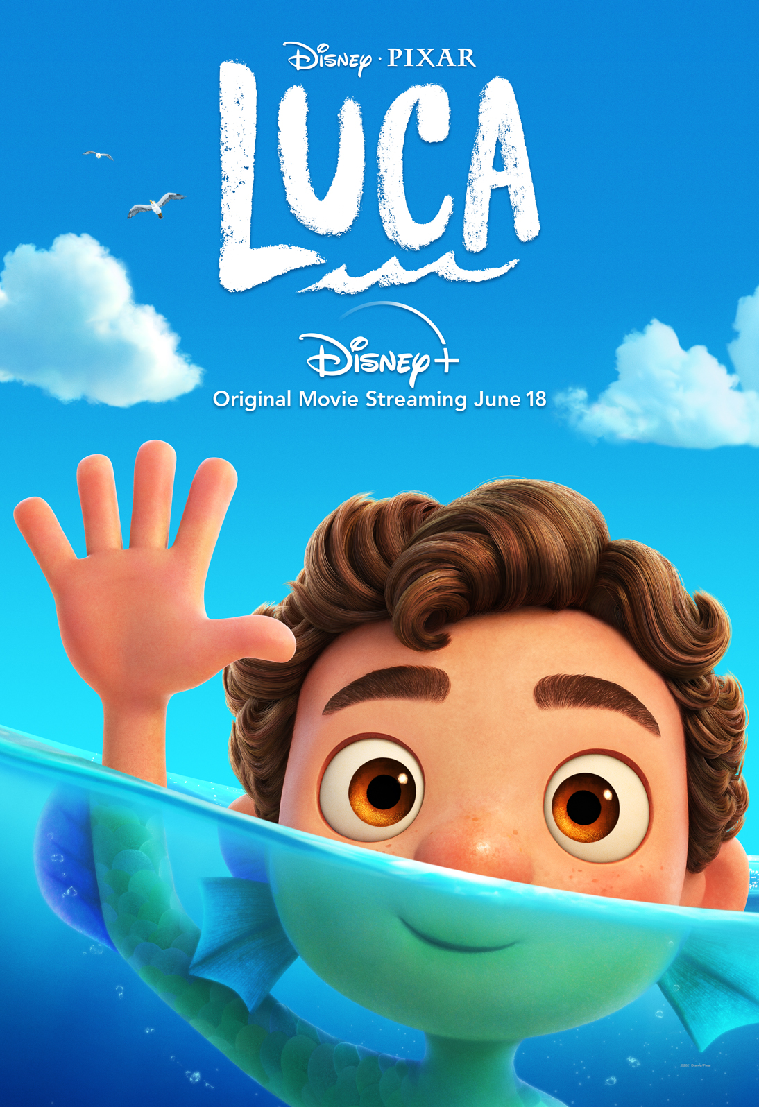 Are you gearing up to watch Pixar's latest release? This Luca movie review from each member of the family will help you decide what ages the movie is best for!