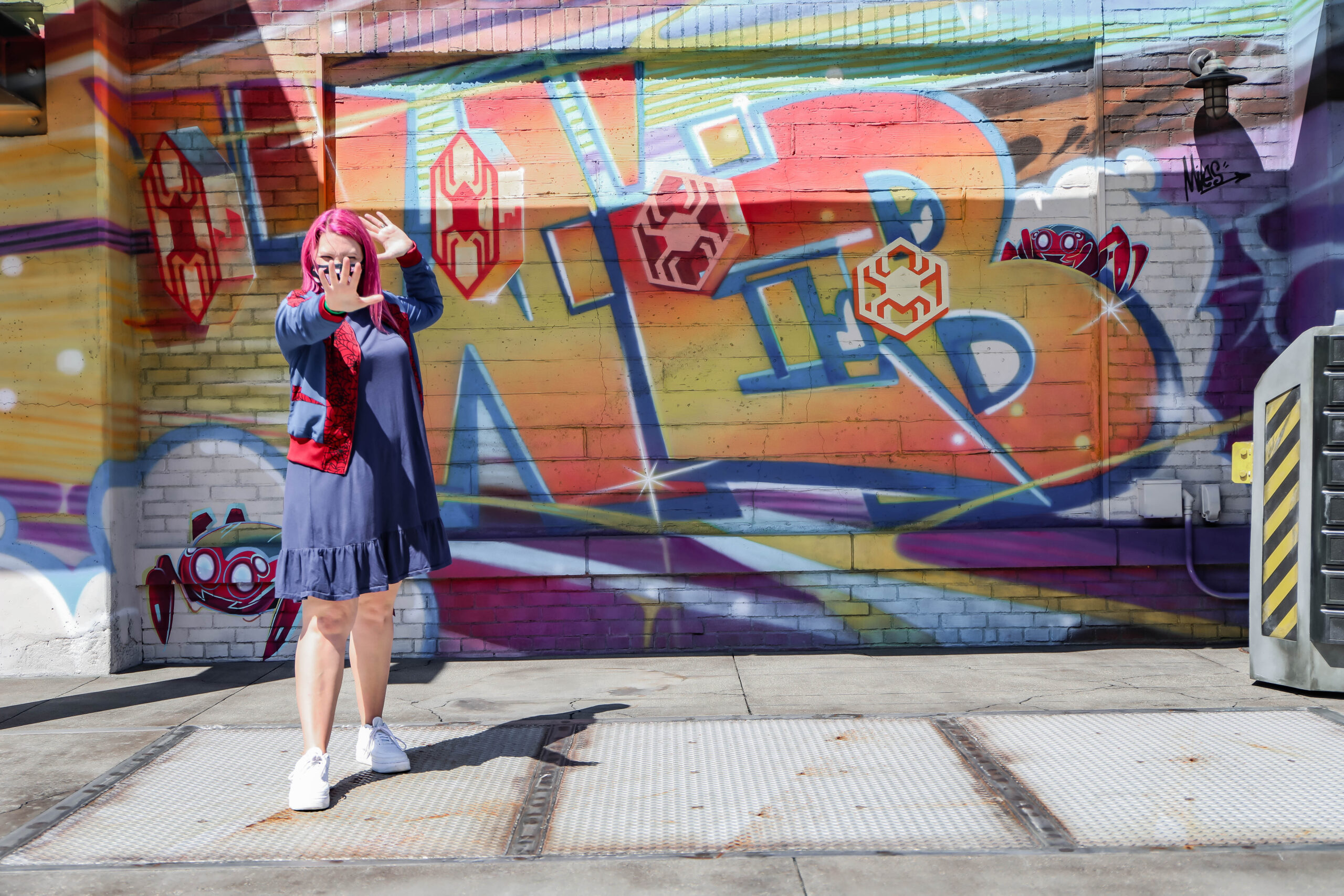 Looking for the best Disneyland Outfits to wear inside Avengers Campus? This is for YOU!