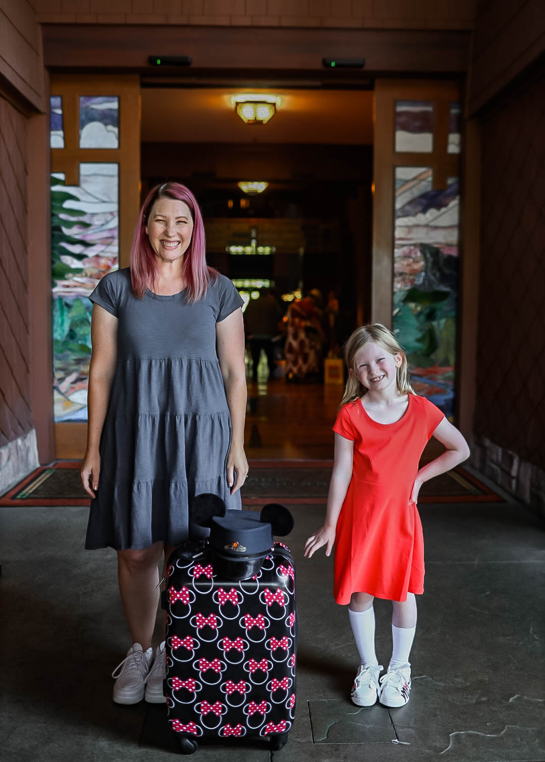 Disney Suitcase: What to pack for the hotel and the park!