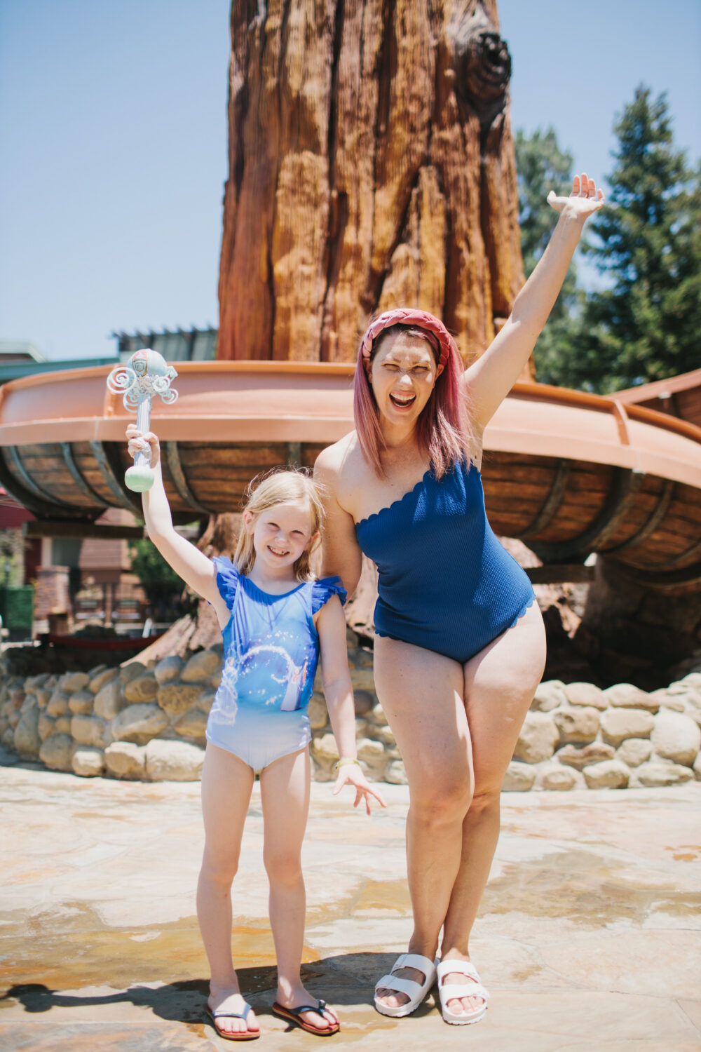 Planning a trip to Disney during the warmer months? Then these Disney Bathing Suits are some great options for pool or beach days filled with pixie dust!
