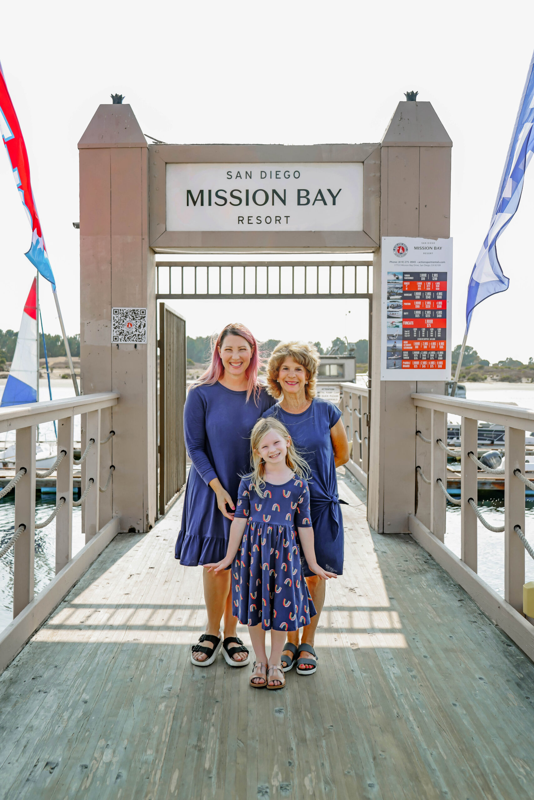 Planning a stay at the Mission Bay Resort? This is everything you need to know for a San Diego family staycation!